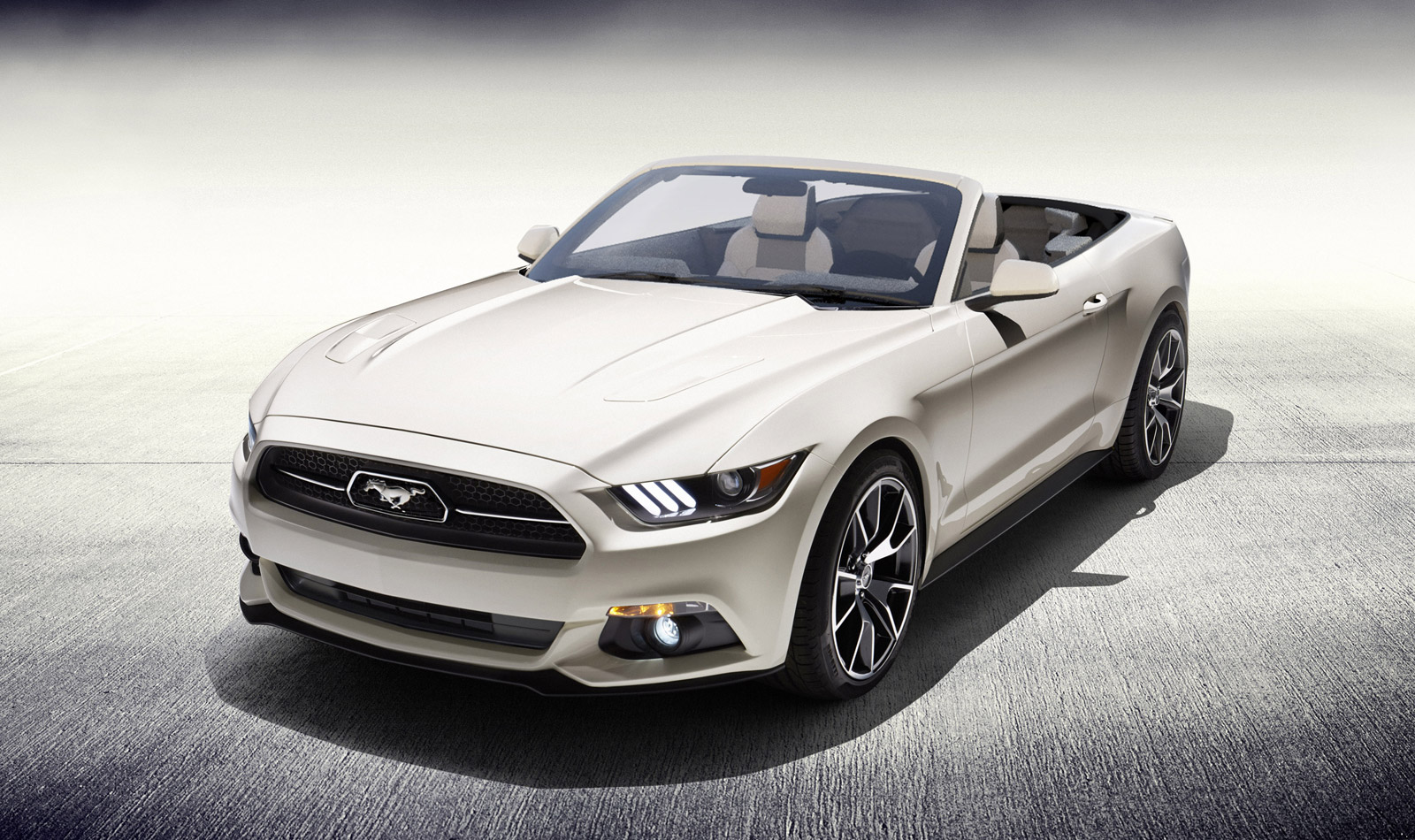 cutout ford reviews convertible carbuyer mustang review