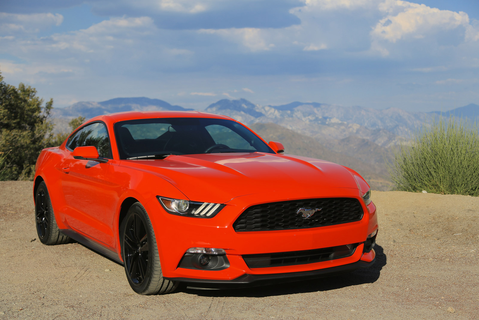 2015 Ford Mustang With Ecoboost Four Recalled For Fuel