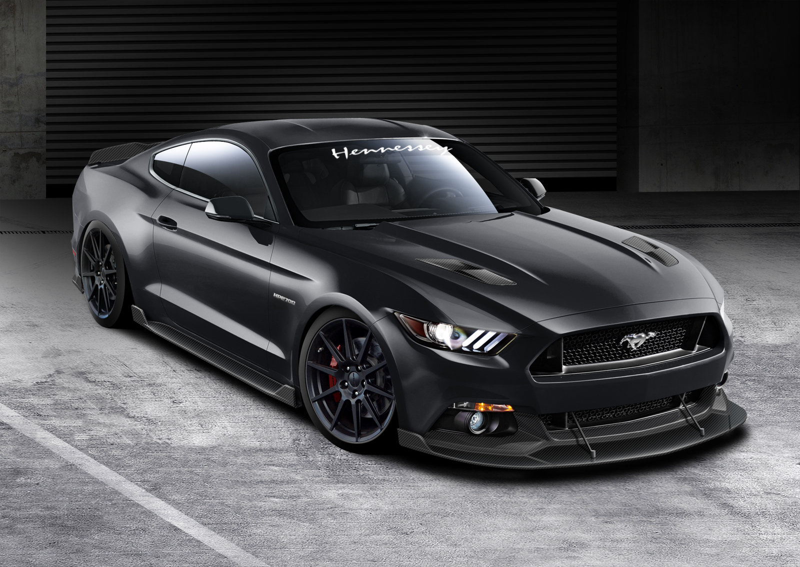 Hennessey 2015 Ford Mustang HPE600 & HPE700 Upgrades Priced
