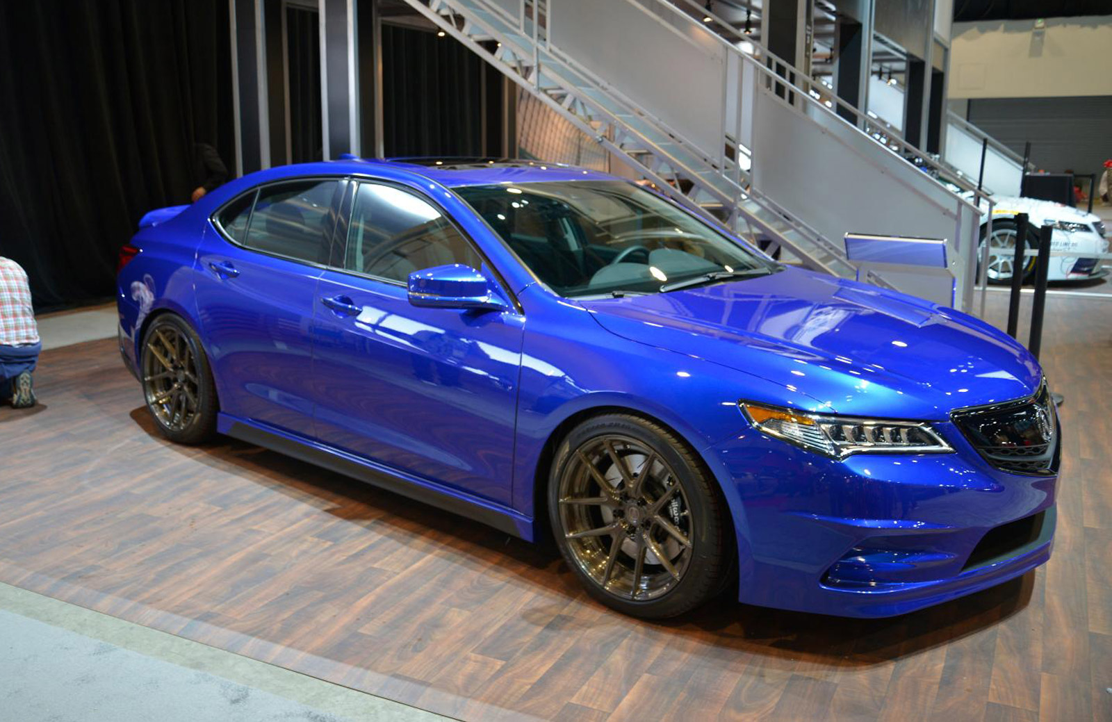 2015 Acura Tlx Tech >> Acura Teams Up With Galpin Auto Sports To Build A Custom ...