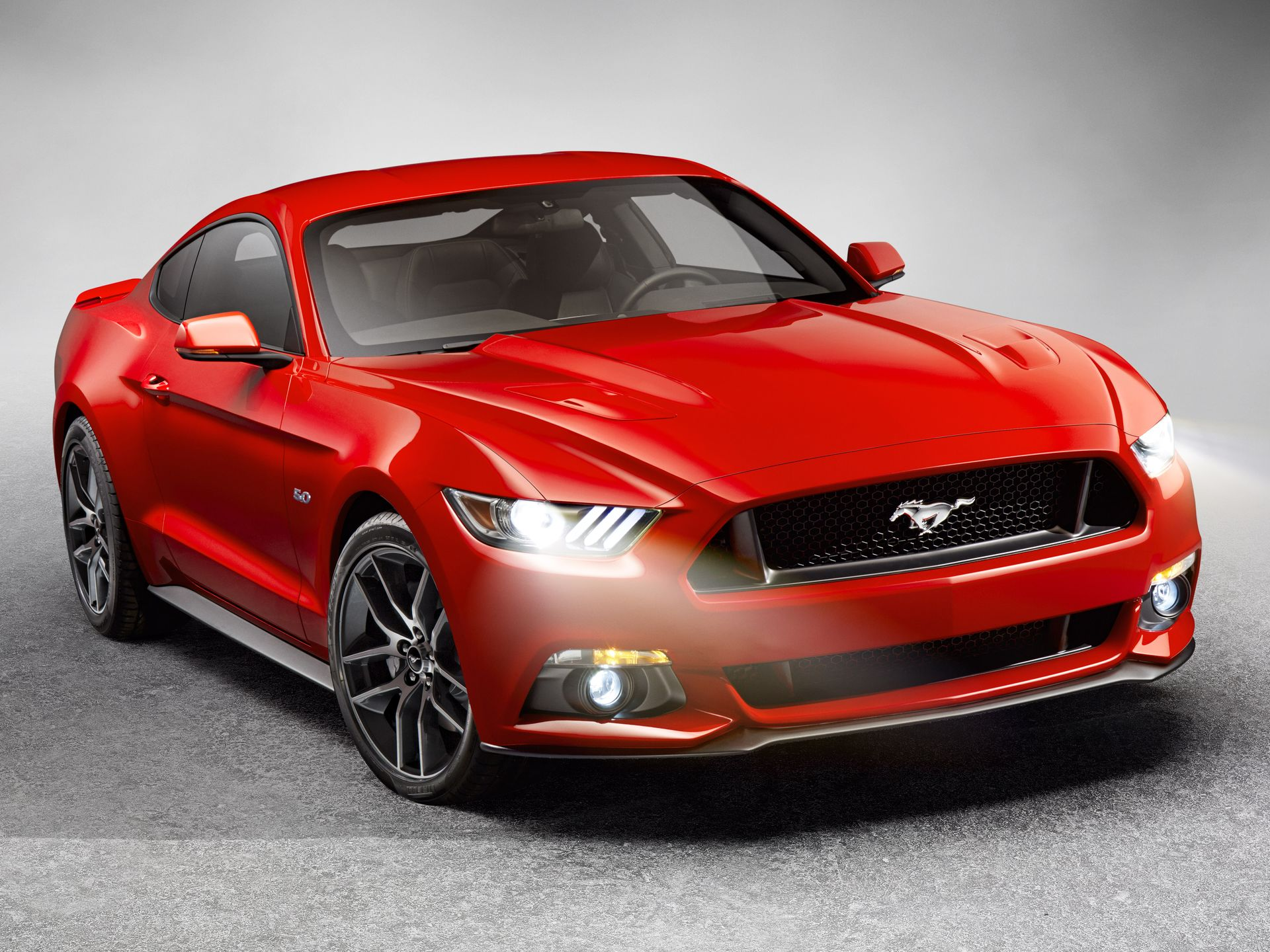 Ford considers diesel hybrid even electric for new mustang