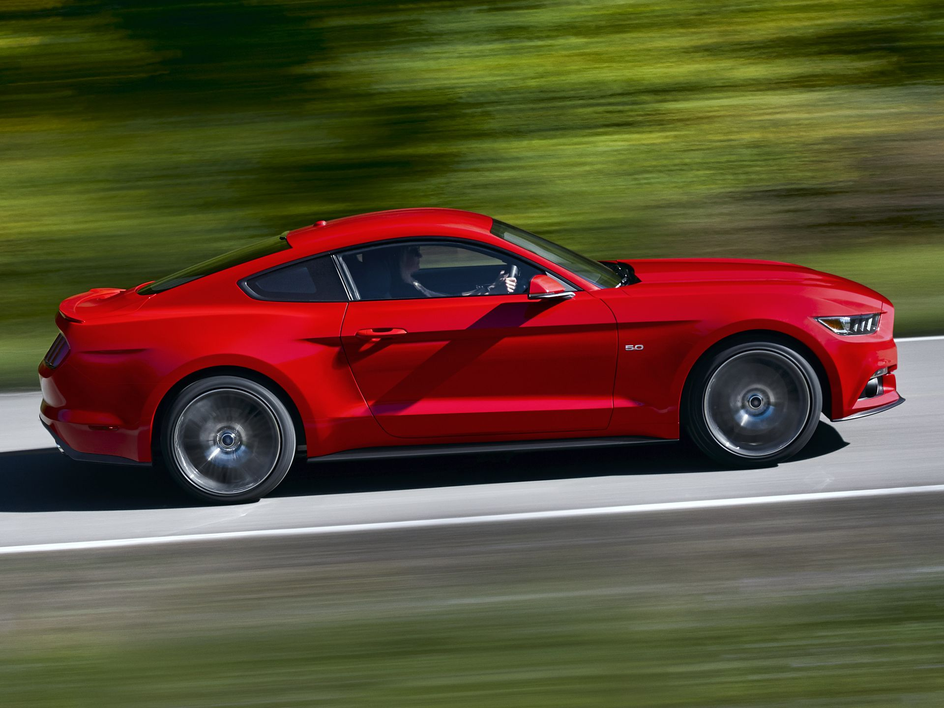 Ford Mustang The Real Thing Leaked Now With Full High Res Gallery