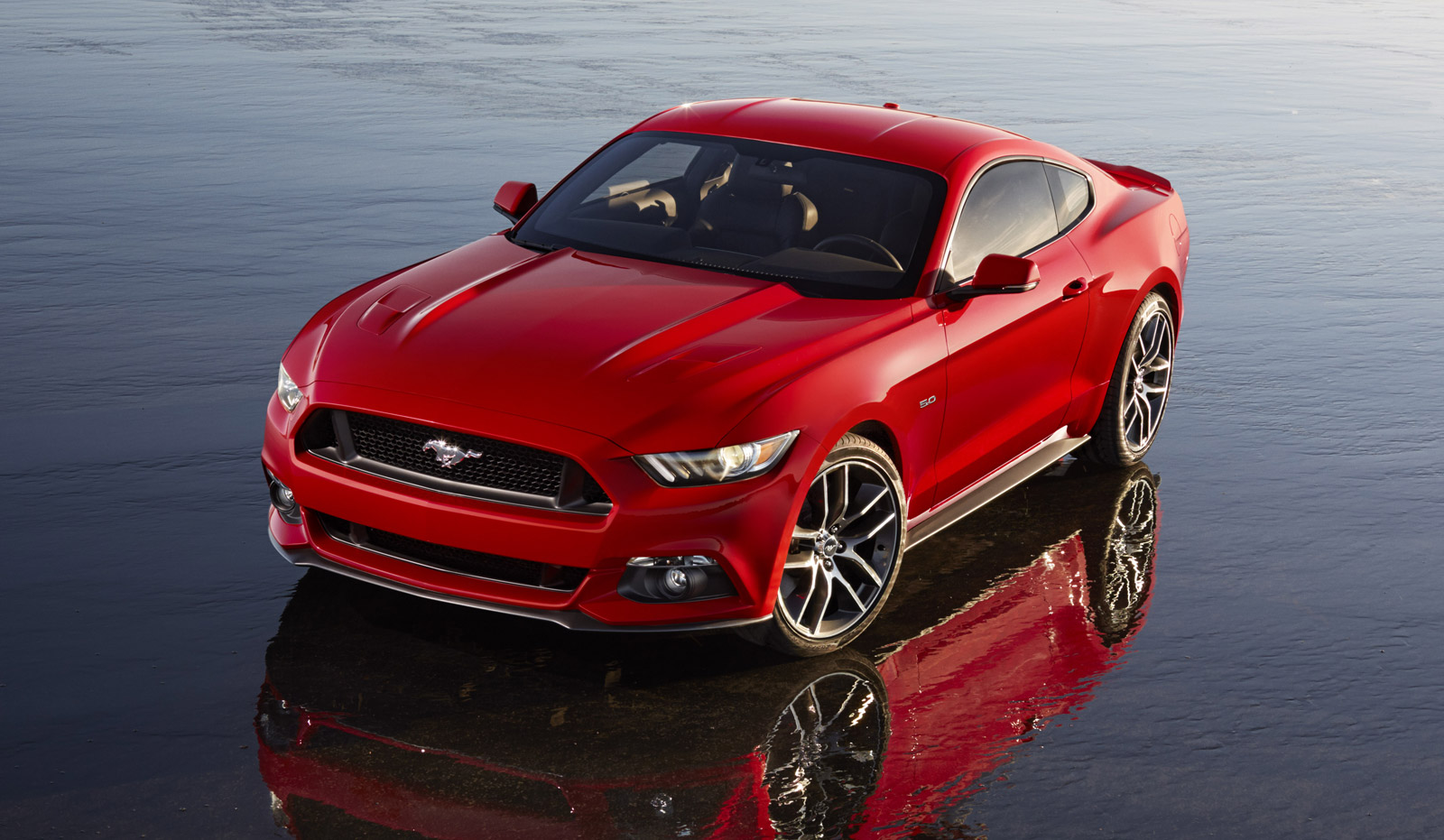 2015 ford mustang revealed with first 4 cylinder since 1993 photos