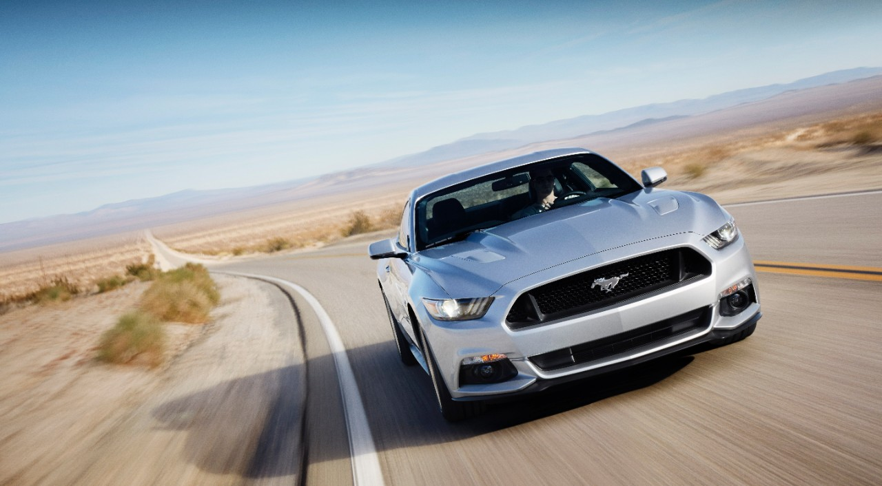 Epa posts gas mileage for 2015 ford mustang
