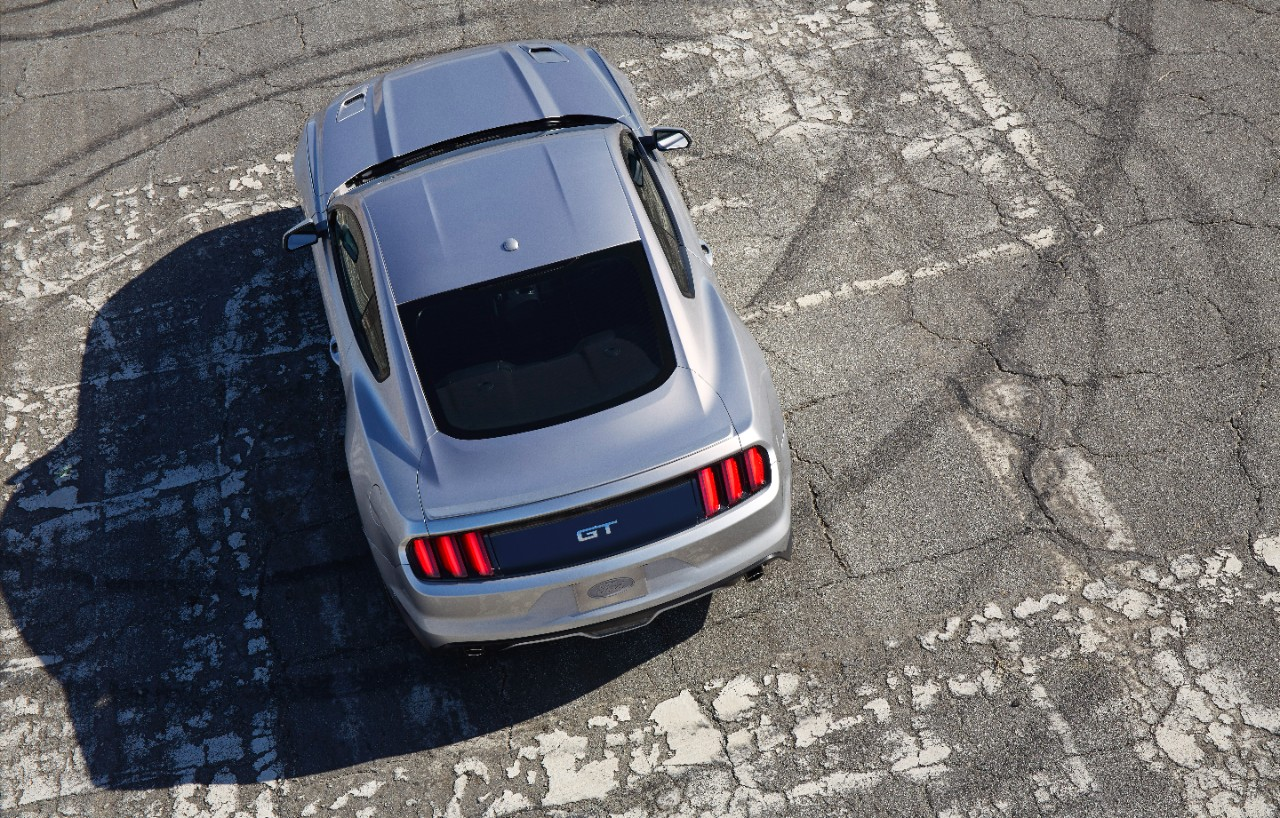 Ford Mustangs Secret Feature Is Burnout Control Exclusive