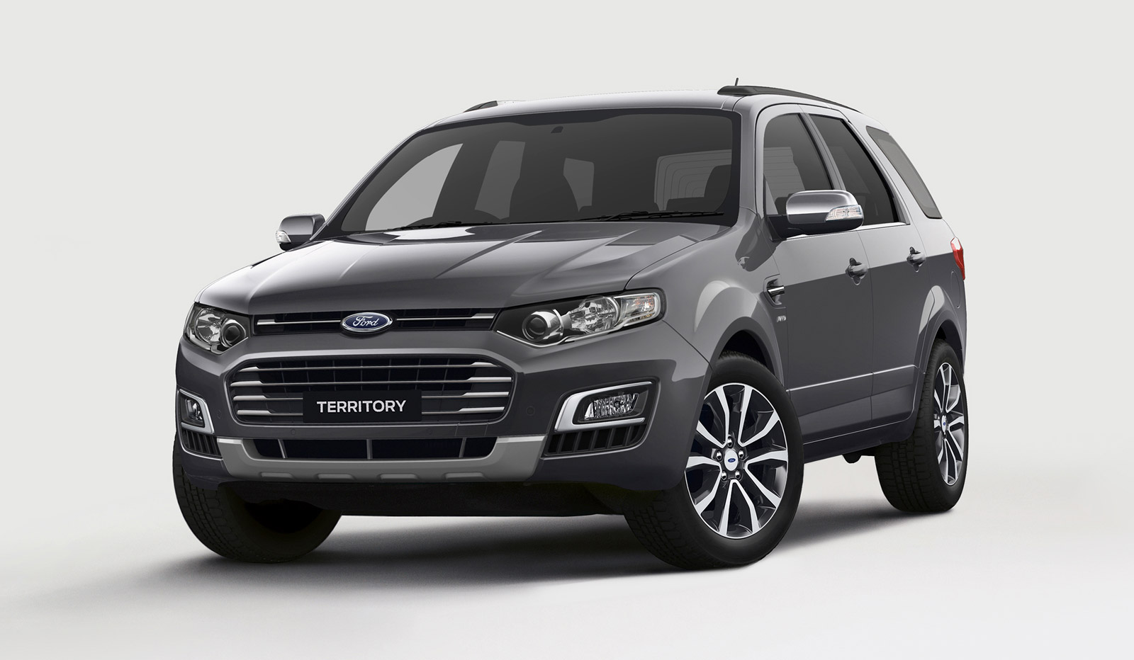 Ford Territory Revealed Will Be Last Aussie Built Suv