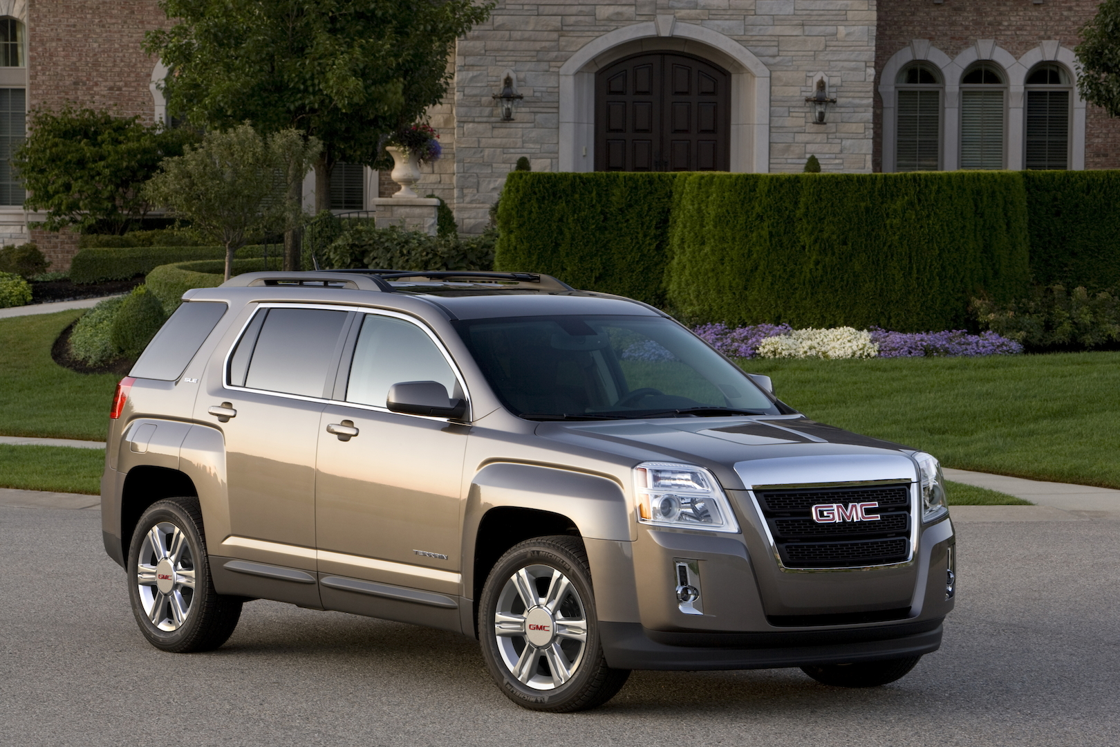 2015 Gmc Terrain Prices And Expert Review The Car Connection