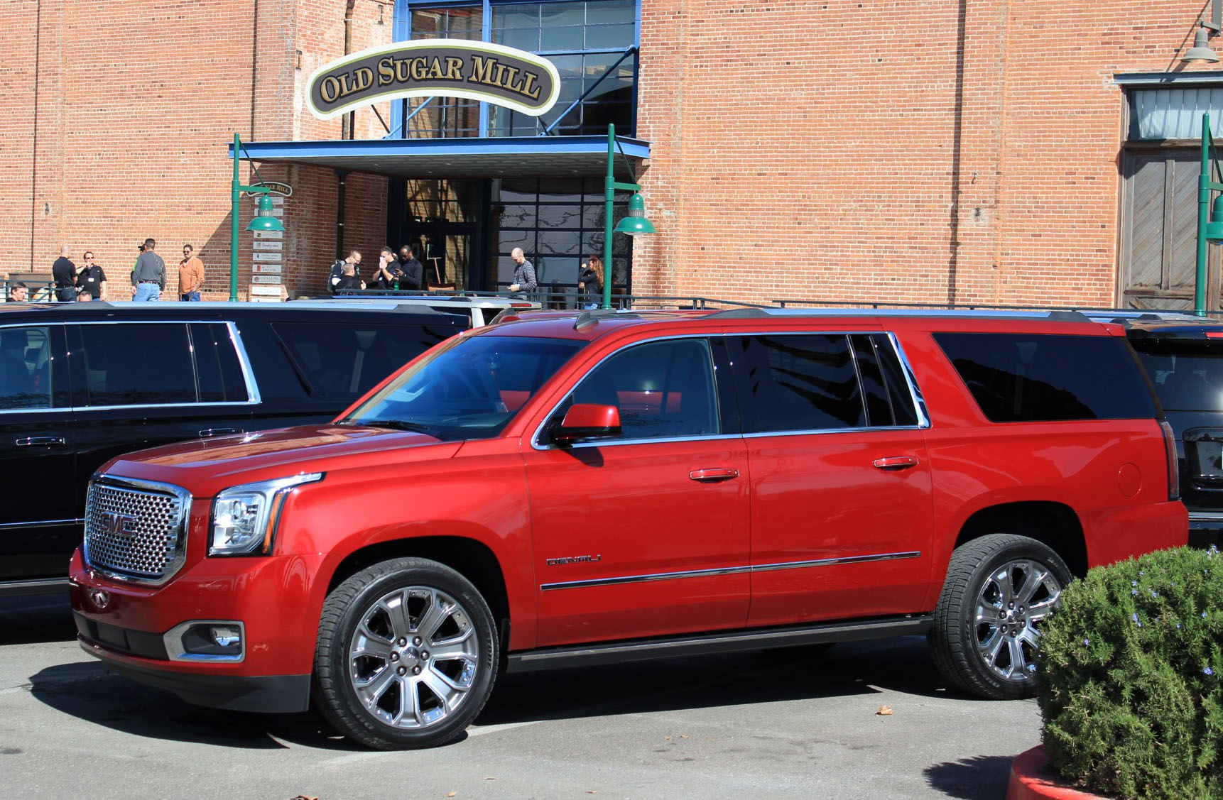 2015 Gmc Yukon Review Ratings Specs Prices And Photos The