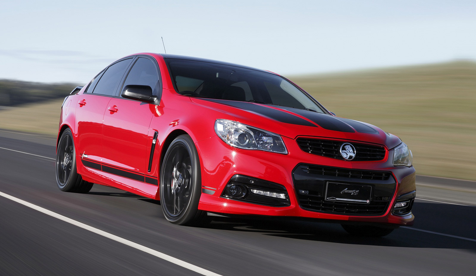 2015 Holden Commodore Ssv Gets Special Edition Inspired By Aussie