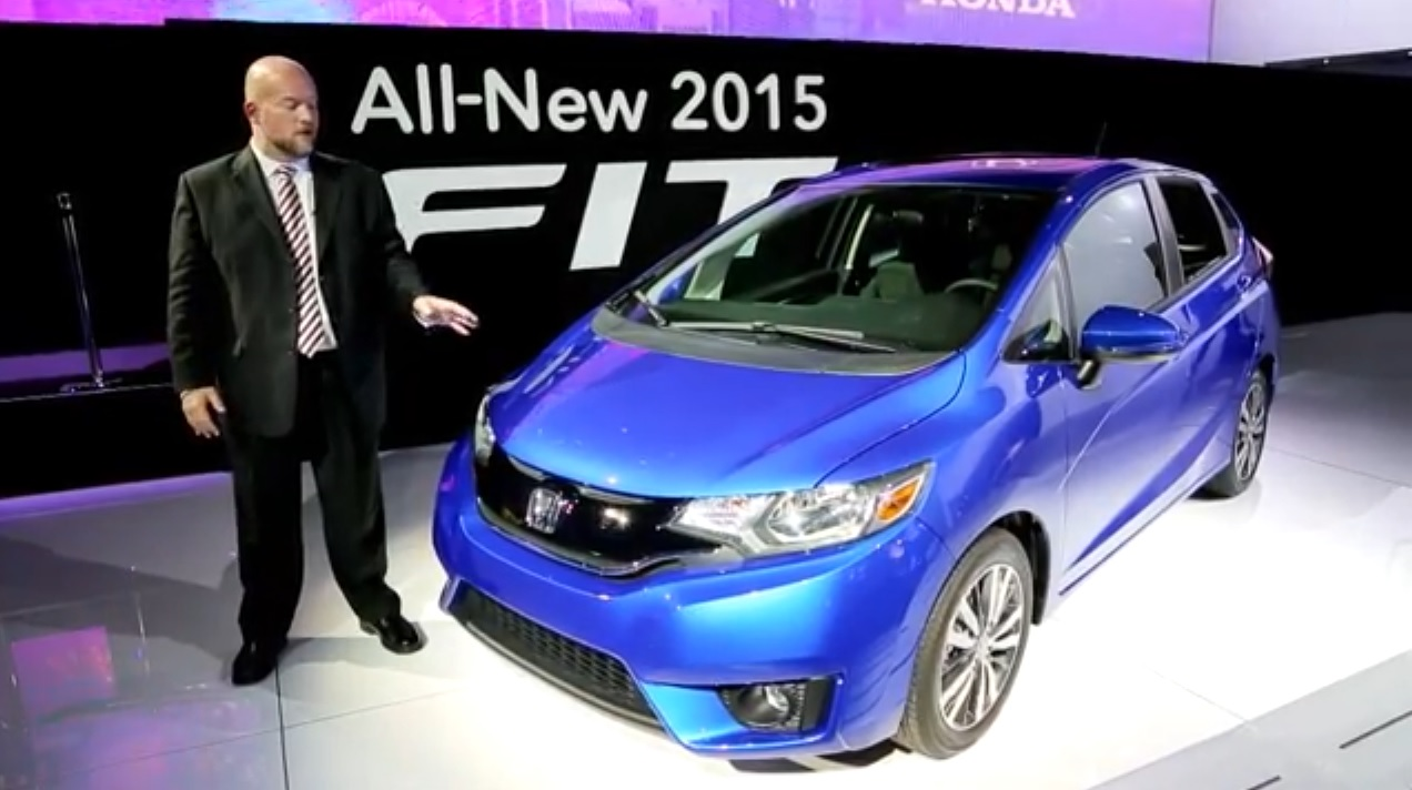 [SCHEMATICS_4HG]  2015 Honda Fit: Video Summary From Detroit Auto Show | 2015 Honda Fit Wiring Diagram |  | Green Car Reports