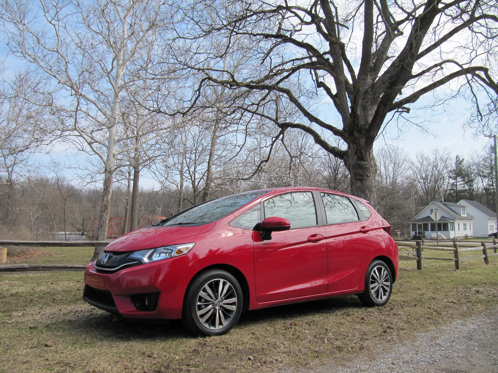 2015 Honda Fit: Quick Gas Mileage Drive Of All-New Hatchback