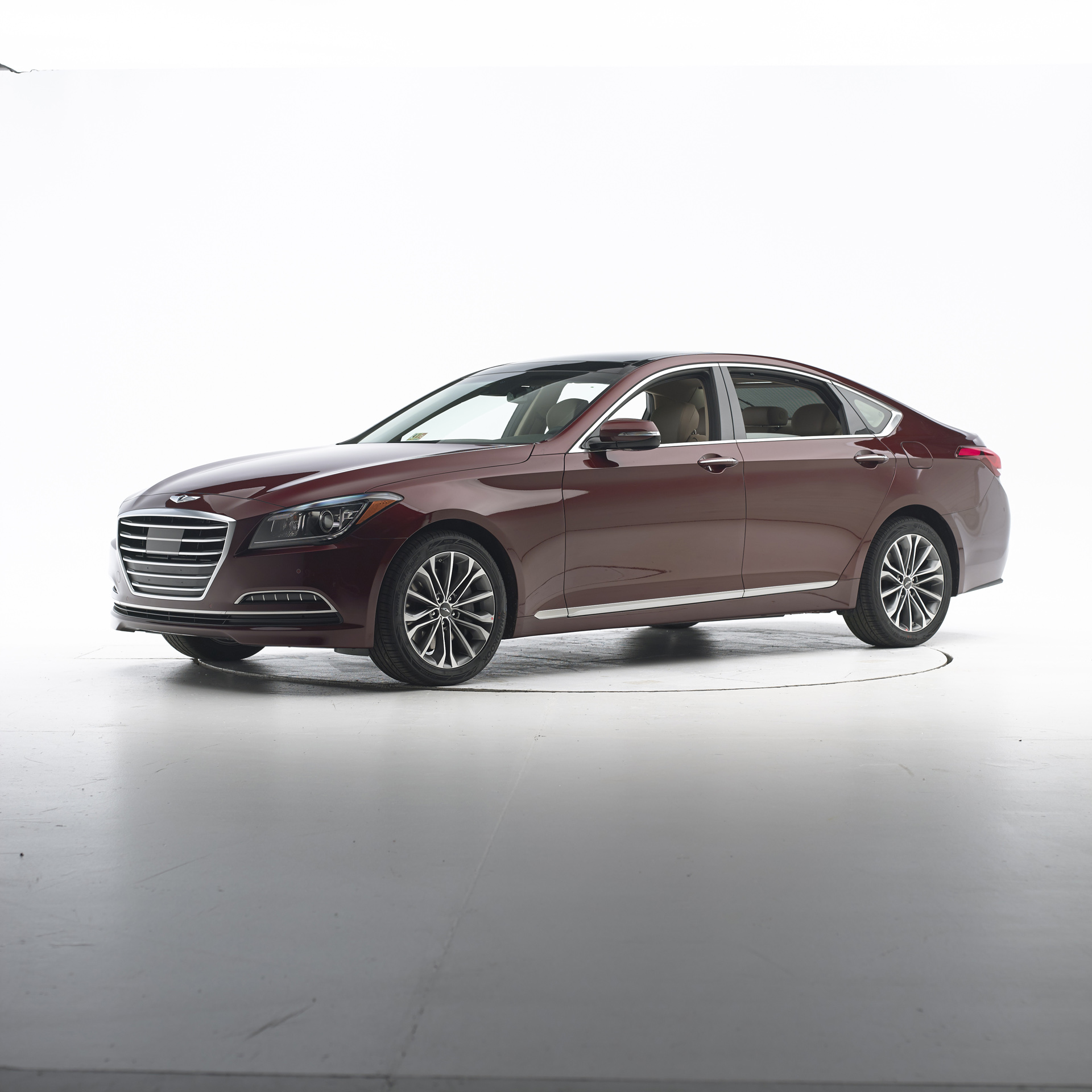 2015 Hyundai Genesis: Five-Star Scores, The Safest Car On