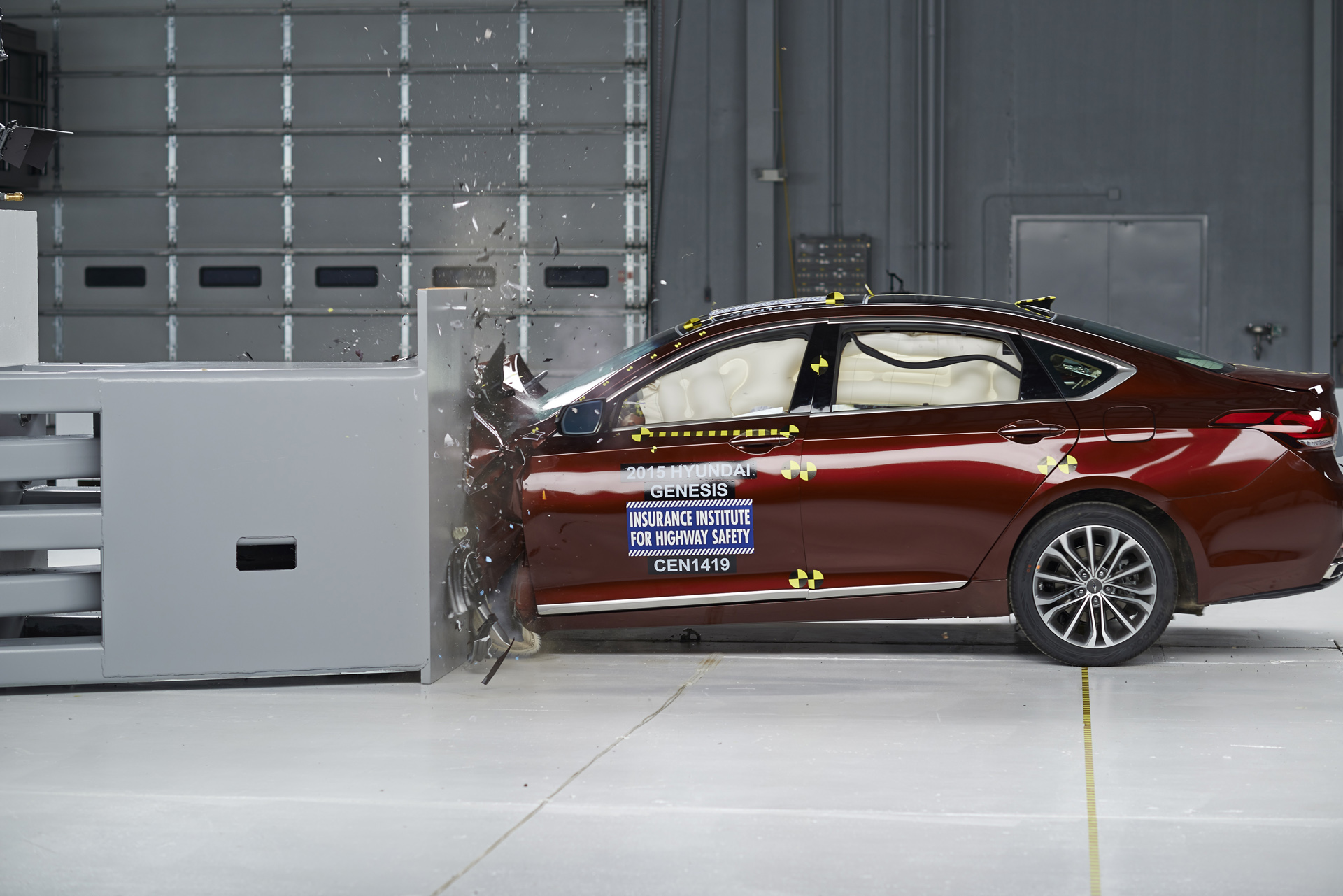 Iihs Safety Ratings >> The Safest Vehicles Of 2015