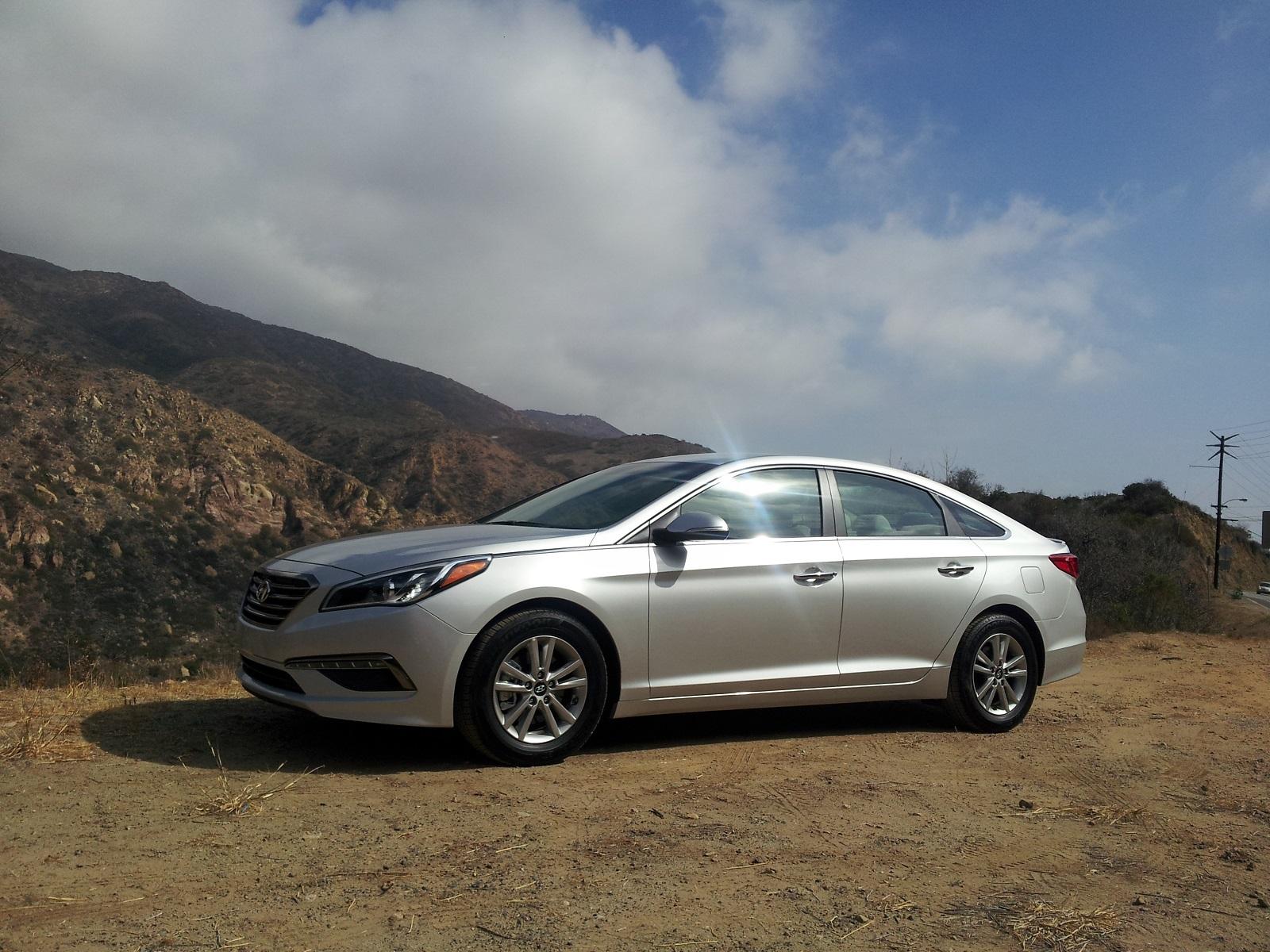 Hyundai Sonata Mpg >> 2015 Hyundai Sonata Eco Gas Mileage Review