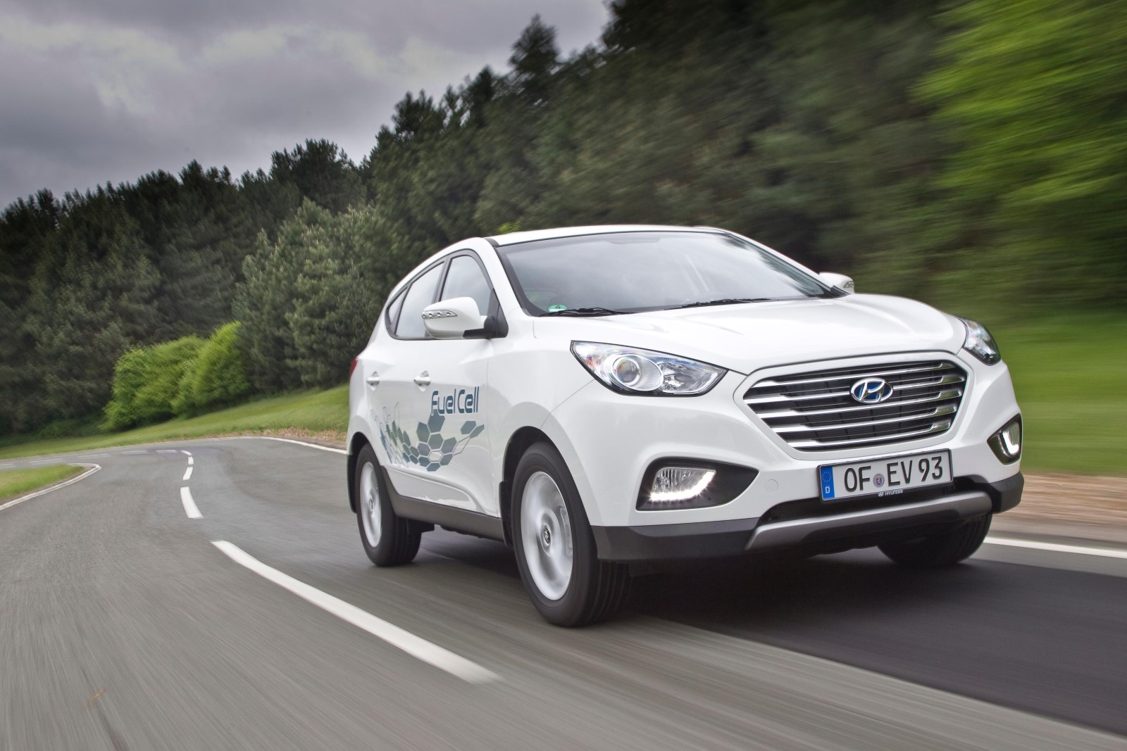 Hyundai Tucson Fuel Cell Price Slashed In Korea; 200 ...
