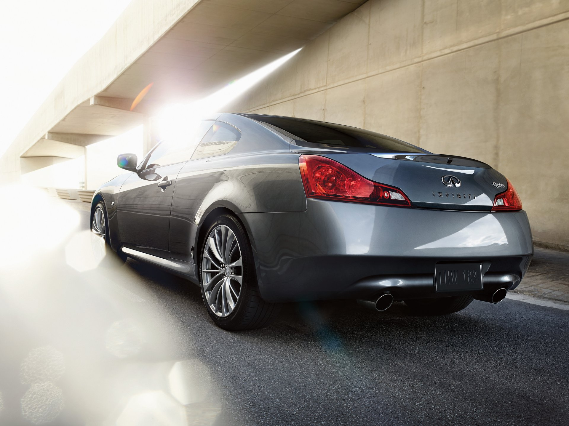 Infiniti To Reveal New Q60 In 2015 Partner With Dongfeng In China