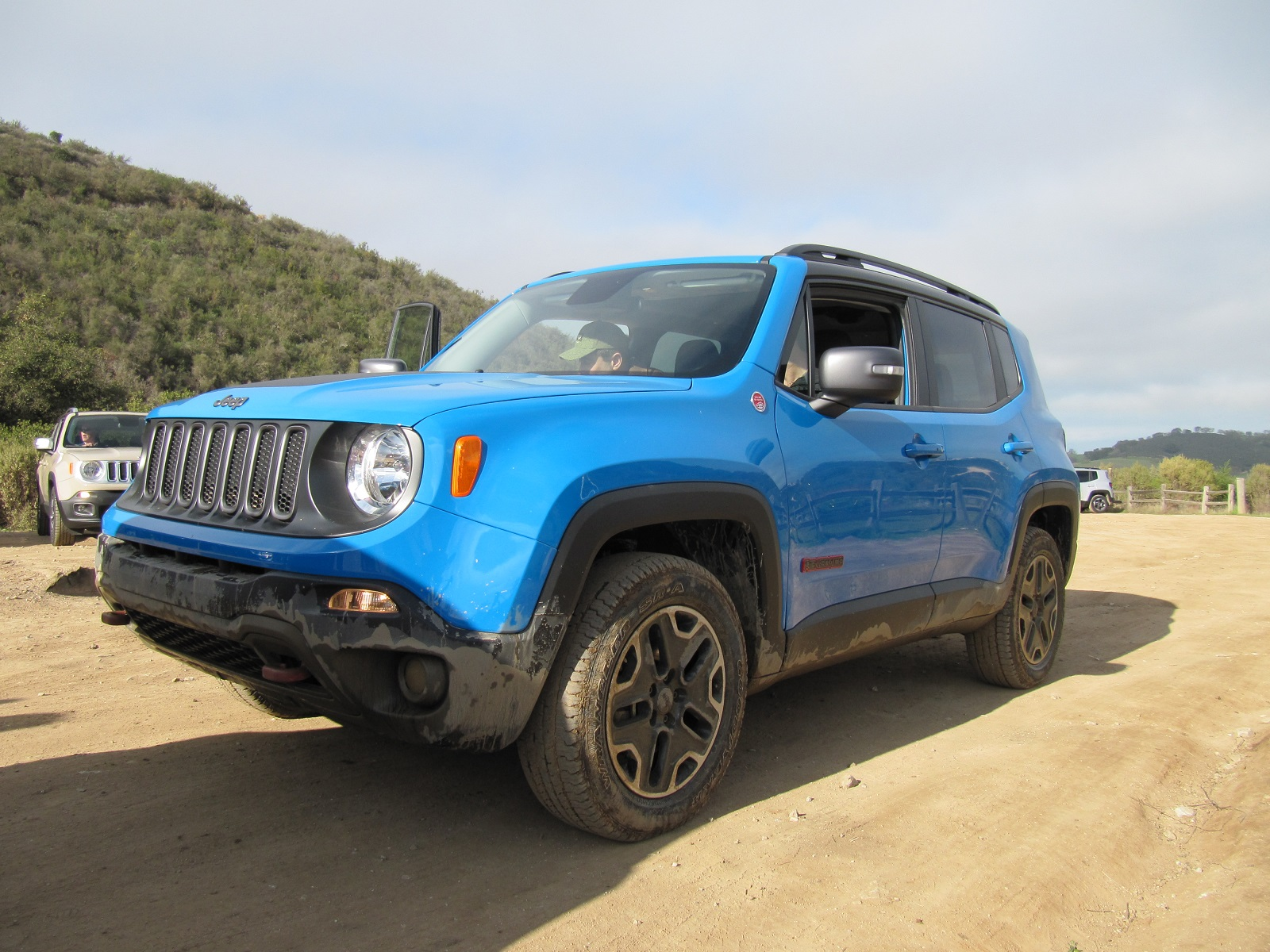 2015 Jeep Renegade Review Ratings Specs Prices And Photos The Car Connection