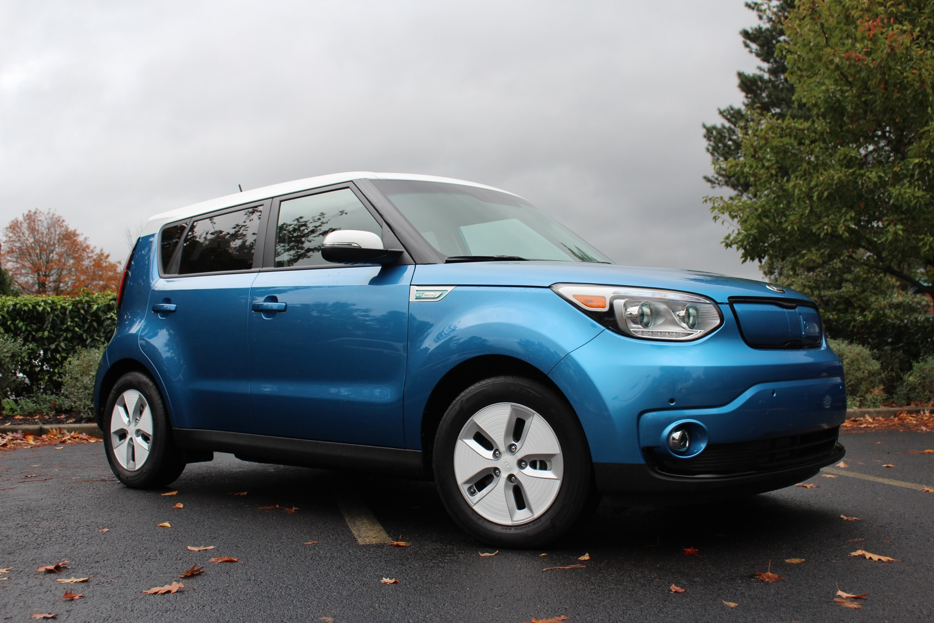 2015 Kia Soul Ev Video Road Test
