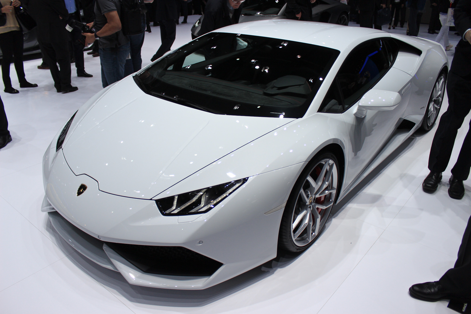 This Week's Top Photos: The 2014 Geneva Motor Show Edition