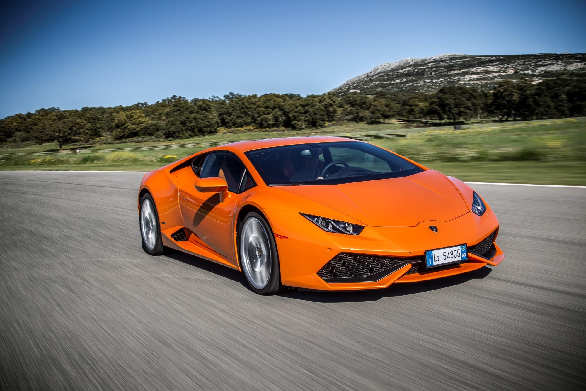 2015 Lamborghini Huracan Best Car To Buy Nominee