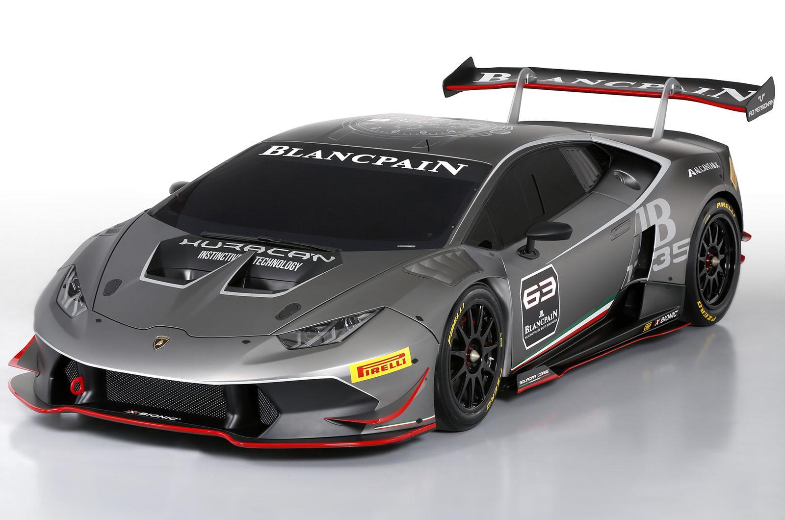 Lamborghini Reveals 2015 Super Trofeo Calendar, Confirms United SportsCar Championship Plans