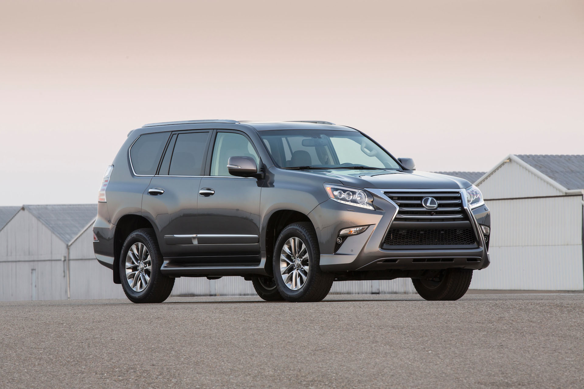 Lexus 2015 Suv >> 2015 Lexus Gx Review Ratings Specs Prices And Photos