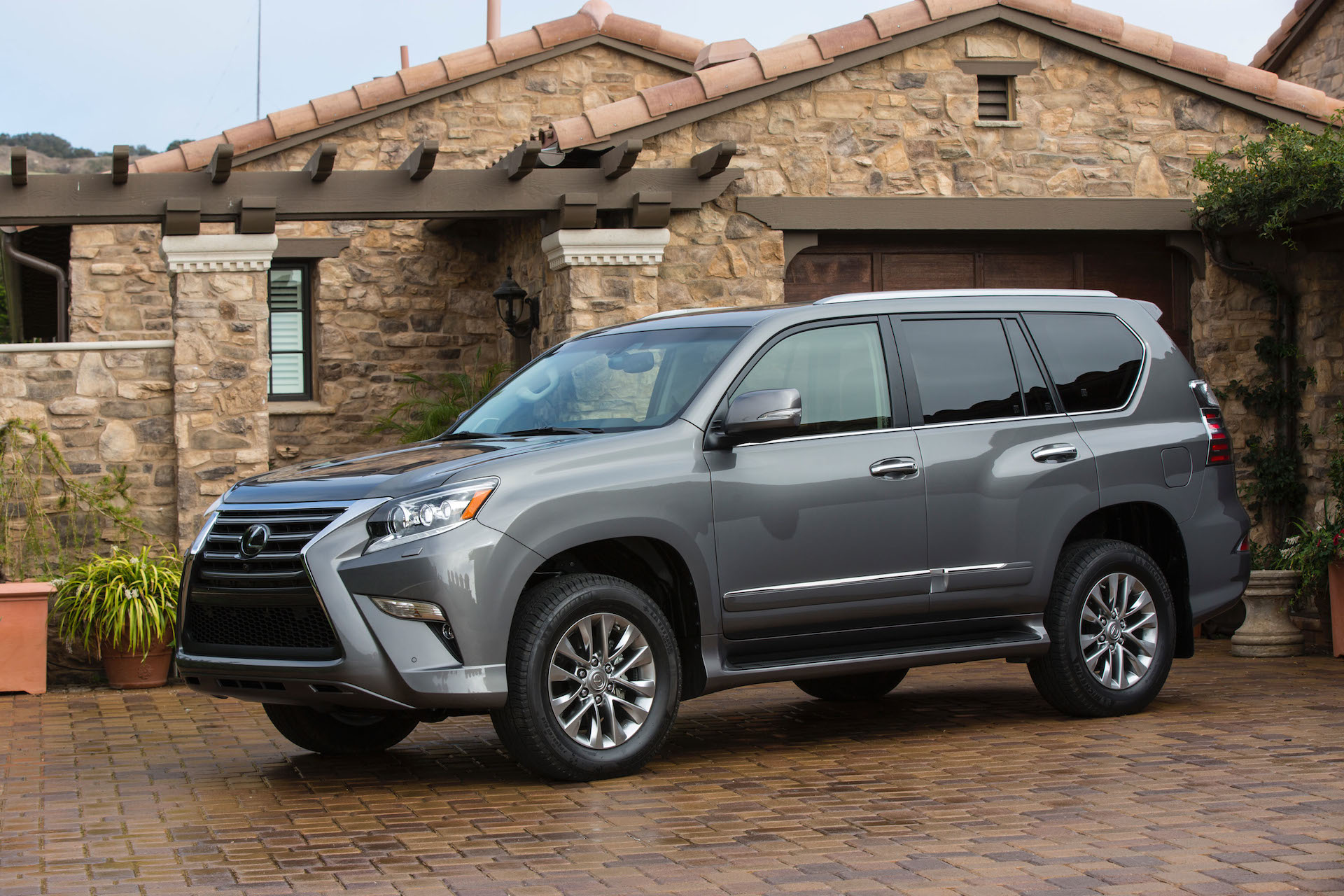 2016 Lexus Gx Review Ratings Specs Prices And Photos
