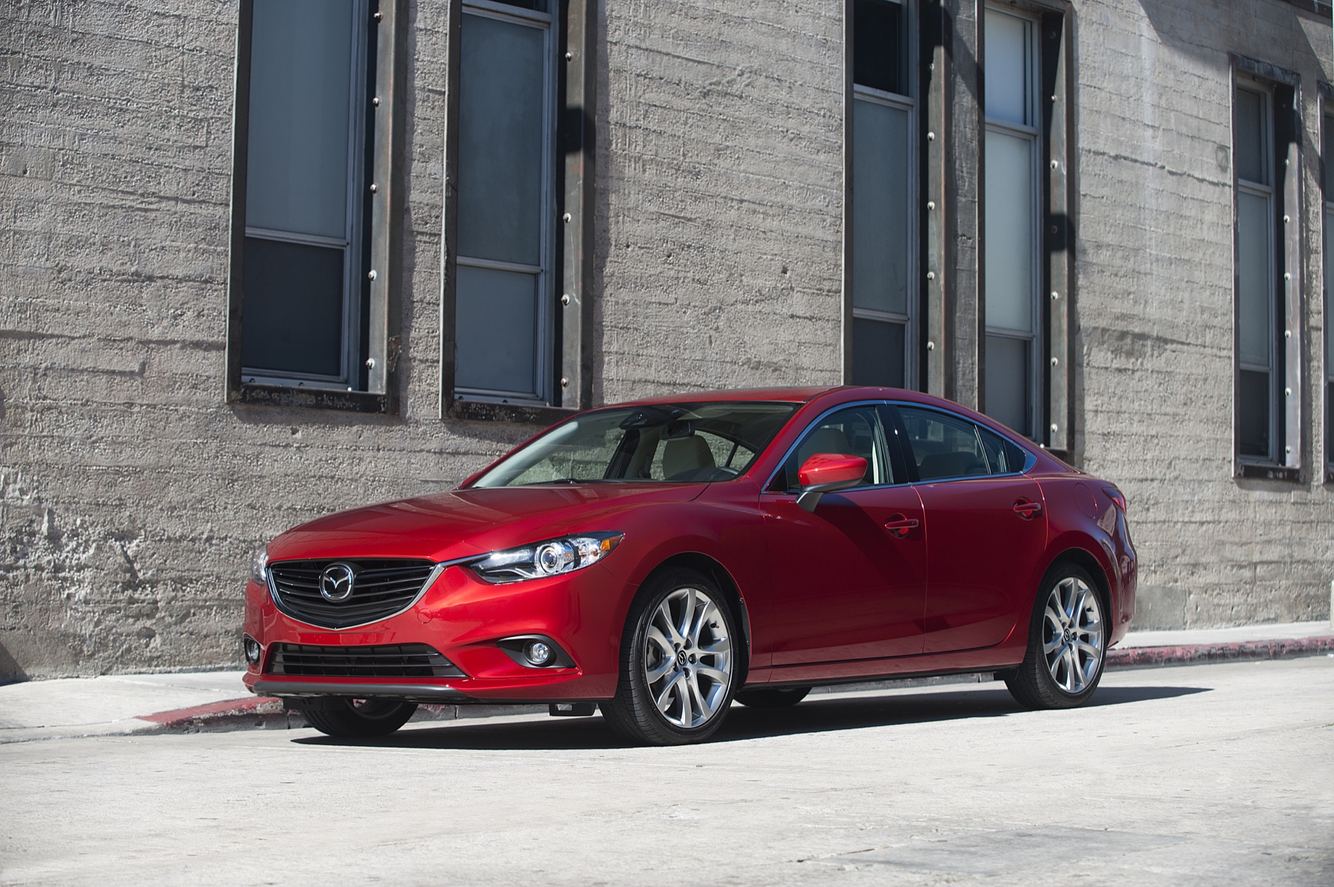 2015 mazda mazda6 review ratings specs prices and photos the car connection. Black Bedroom Furniture Sets. Home Design Ideas