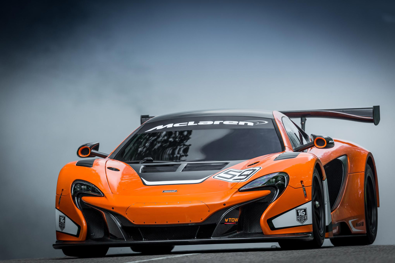 McLaren May Race At Le Mans In 2016 With 650S Racer