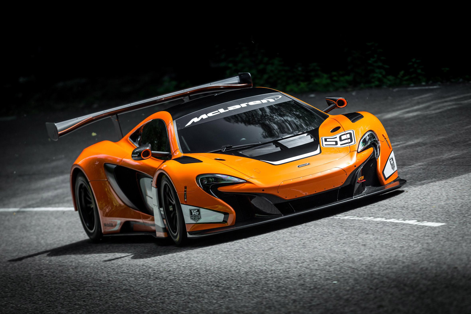 2015 mclaren 650s gt3 race car revealed. Black Bedroom Furniture Sets. Home Design Ideas