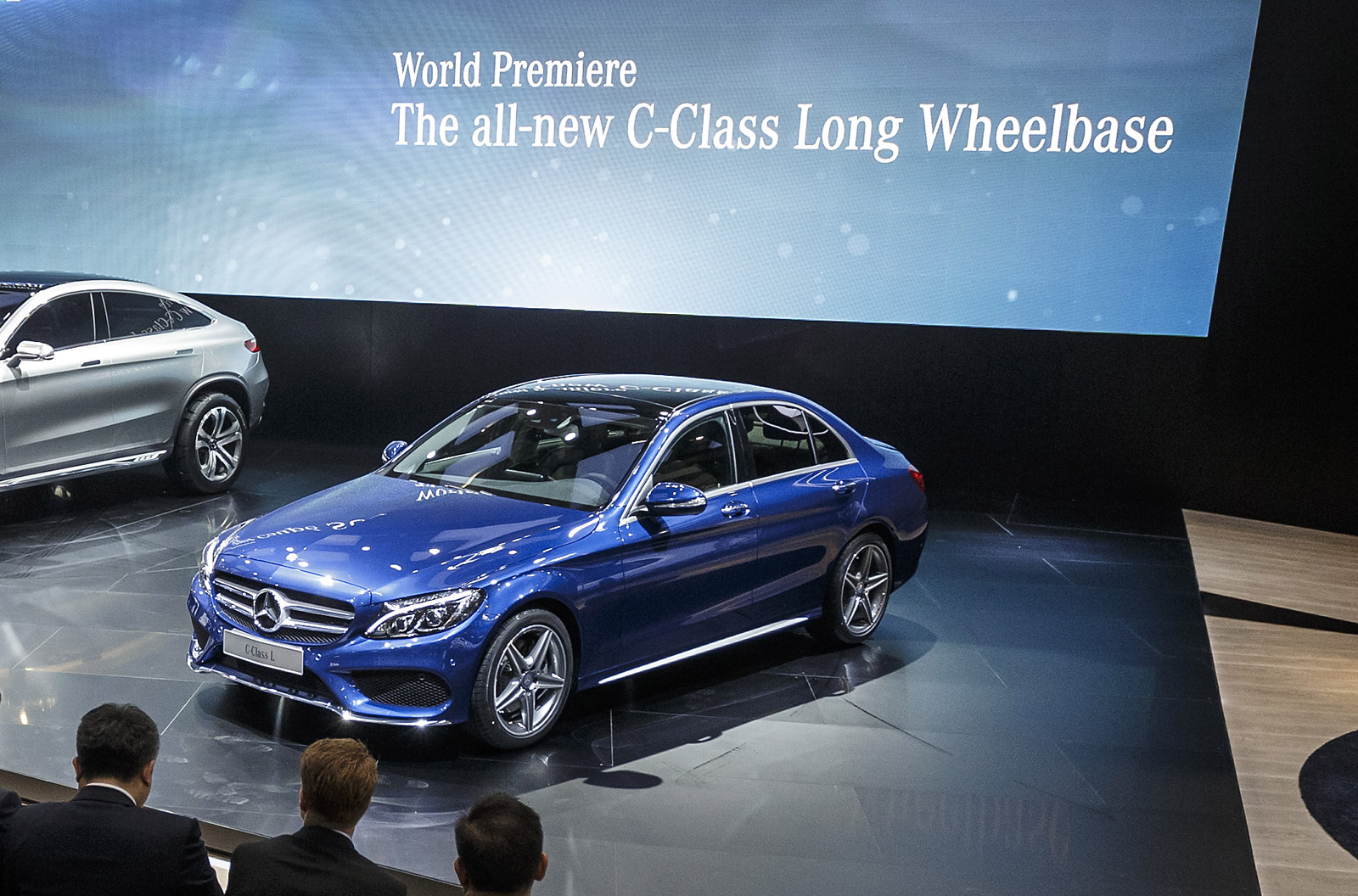 Mercedes C Coupe 2019 >> Mercedes-Benz Introduces Long-Wheelbase C-Class In China