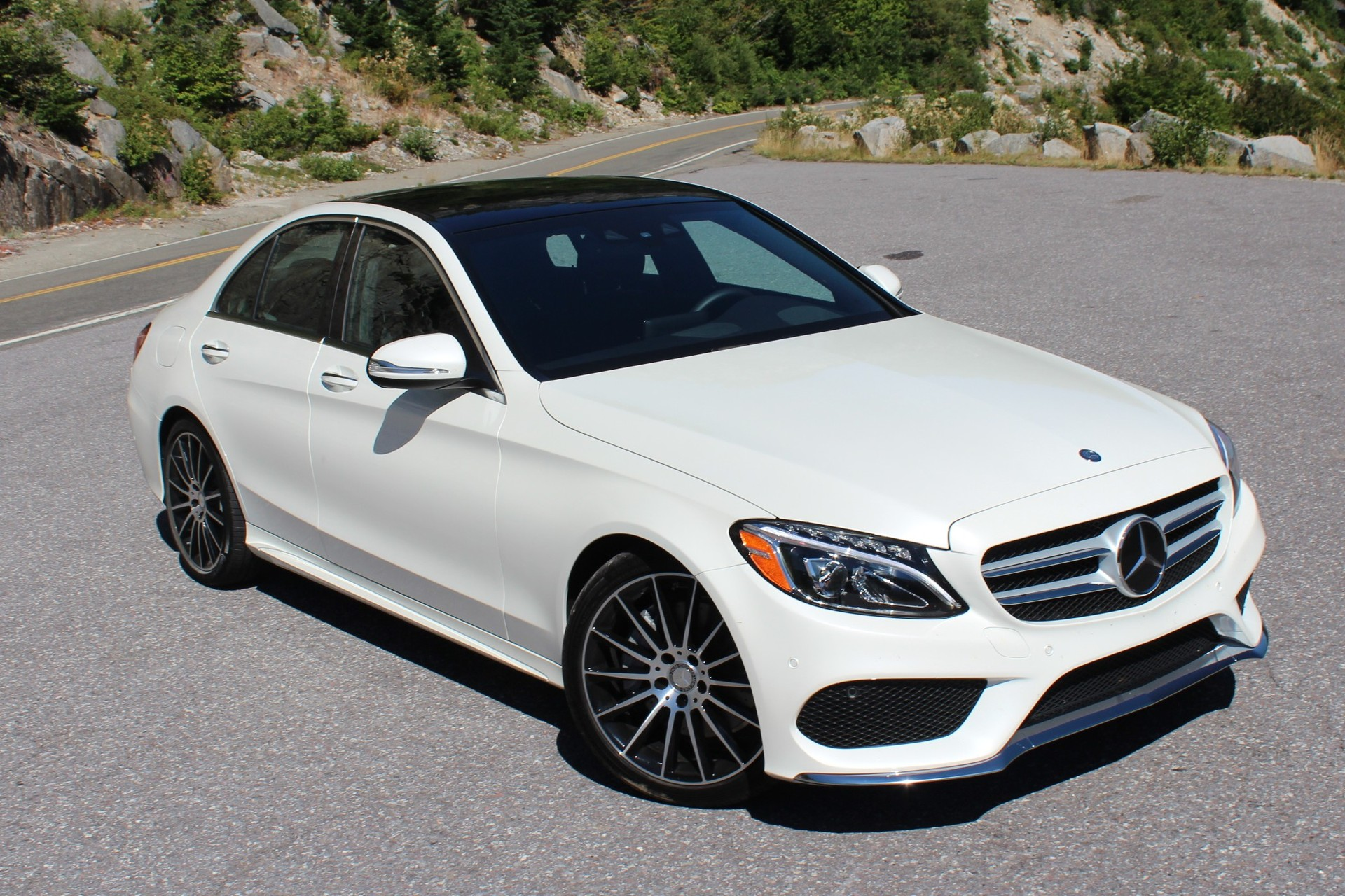 2015 Mercedes-Benz C-Class first drive review