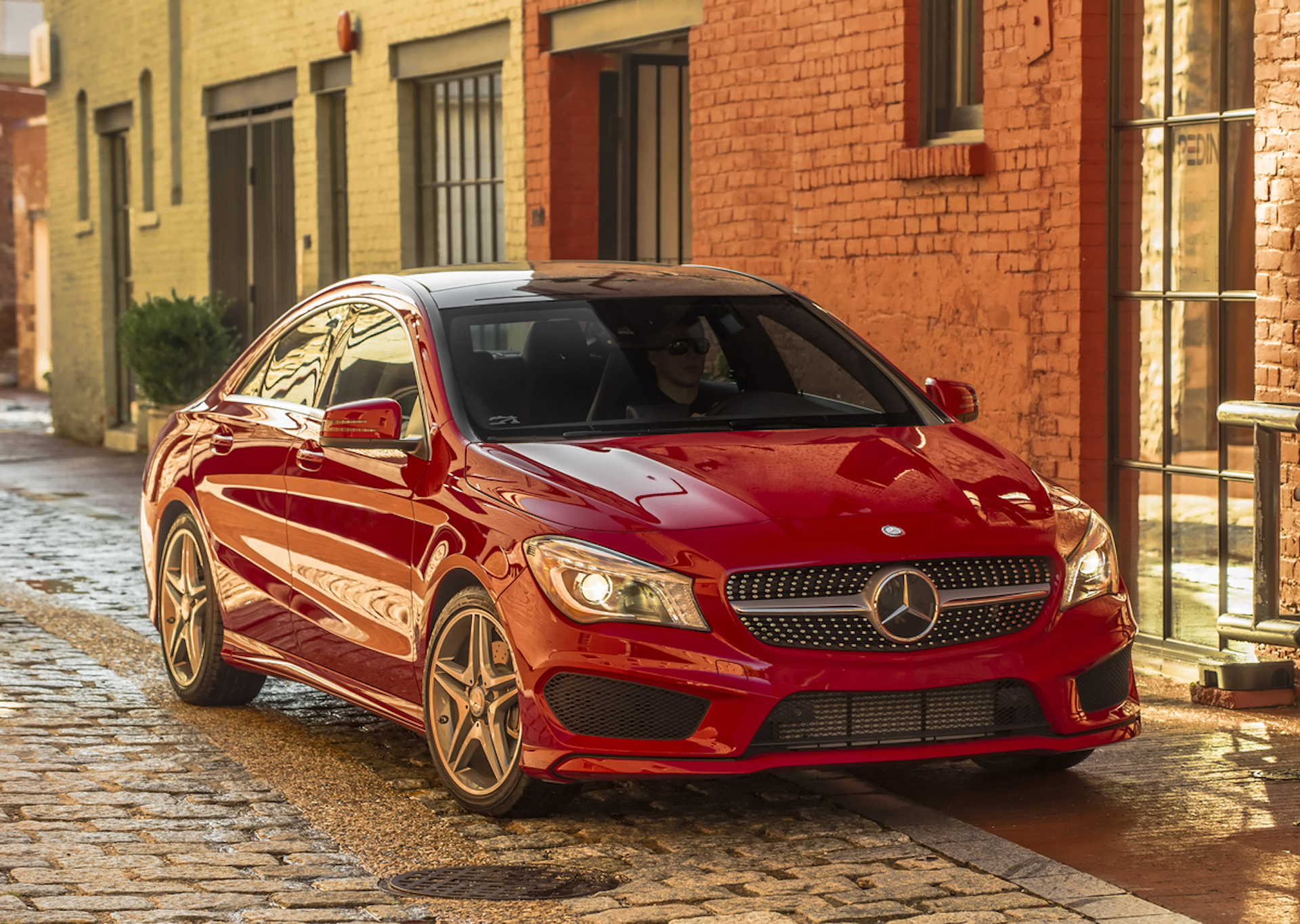 Mercedes-Benz CLA-Class Starting Price Rises To $32,425