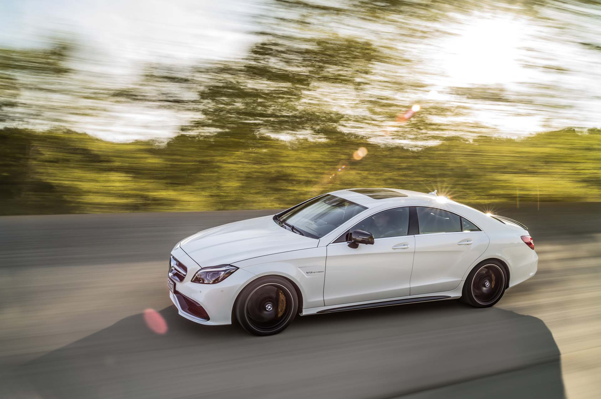 2016 mercedes benz cls class review ratings specs prices and photos the car connection. Black Bedroom Furniture Sets. Home Design Ideas