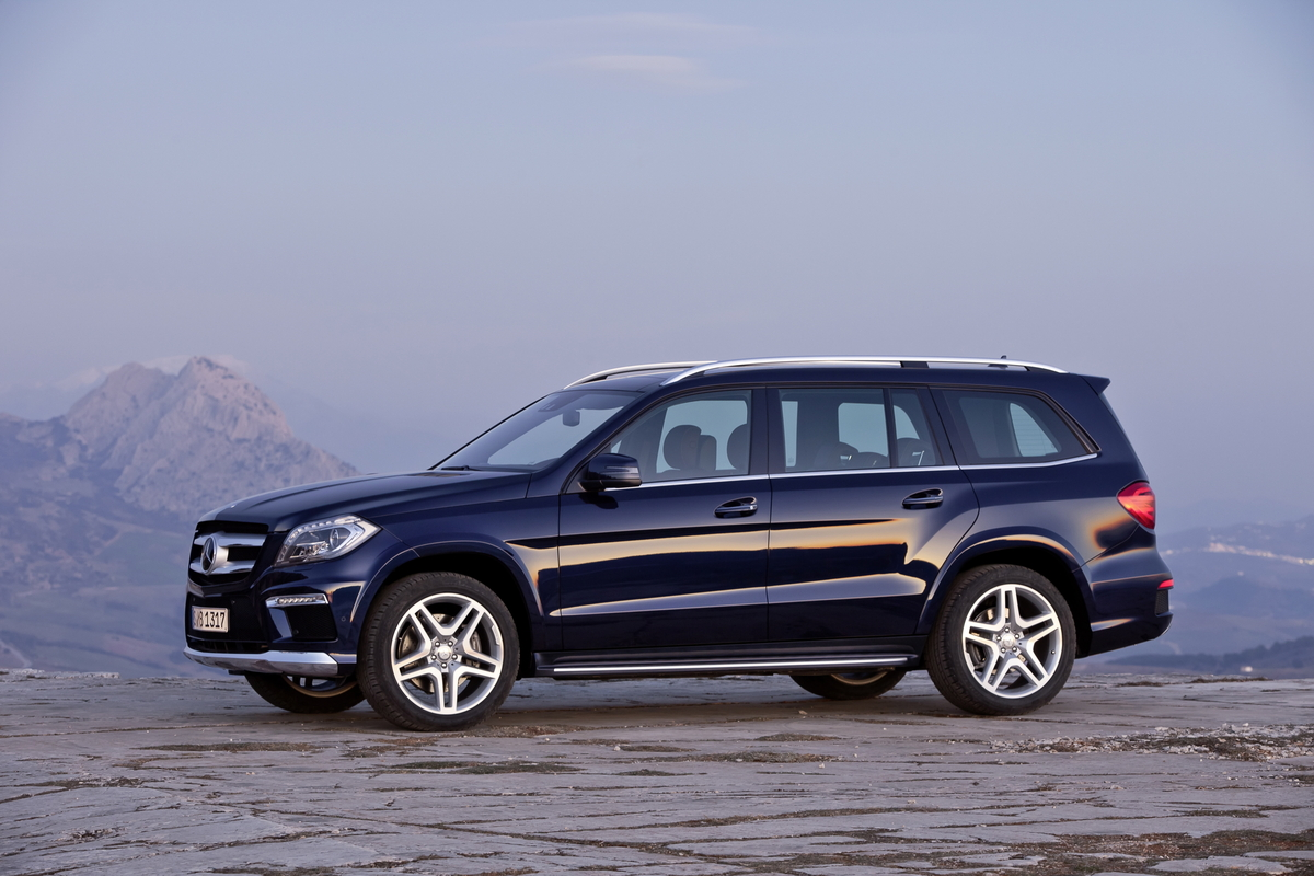 Review  Mercedes Gl