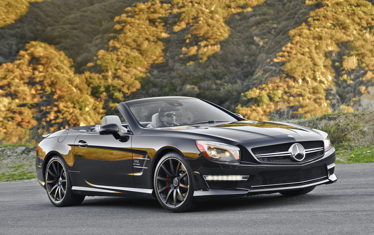 2016 Mercedes Benz Sl Class Review Ratings Specs Prices And Images, Photos, Reviews