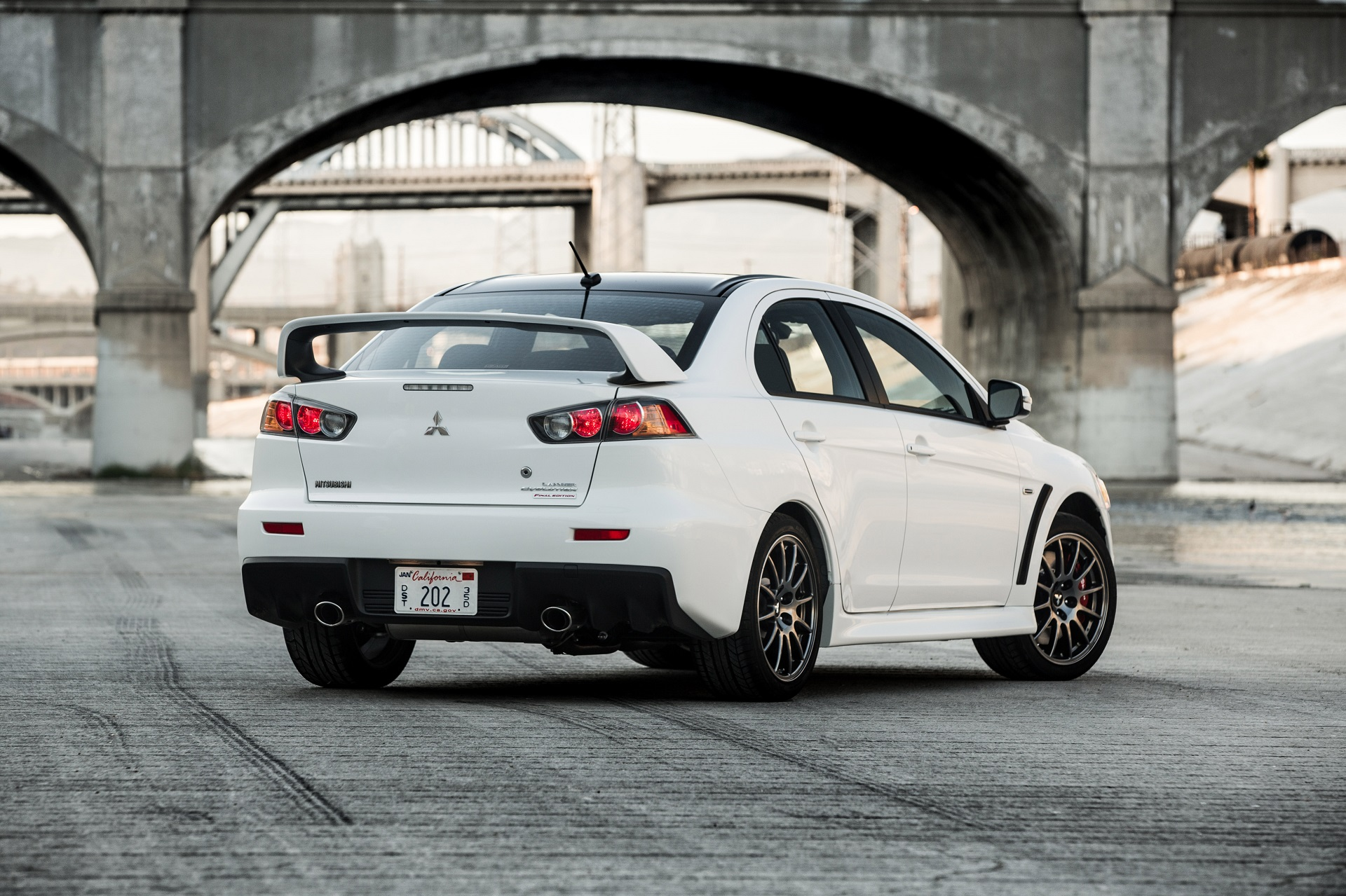 do you mourn the loss of the mitsubishi lancer evolution?