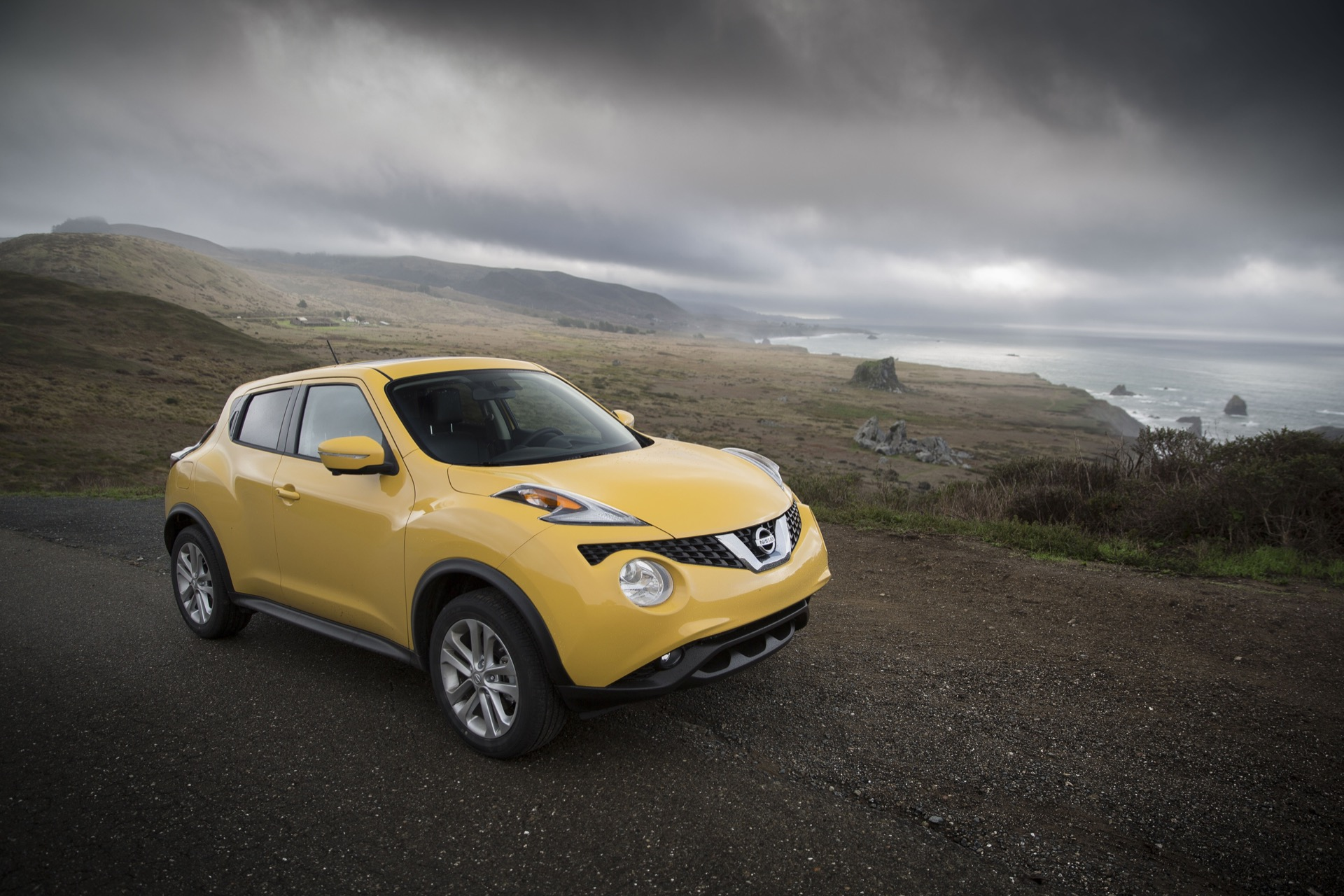 2016 nissan juke review ratings specs prices and photos the car connection. Black Bedroom Furniture Sets. Home Design Ideas