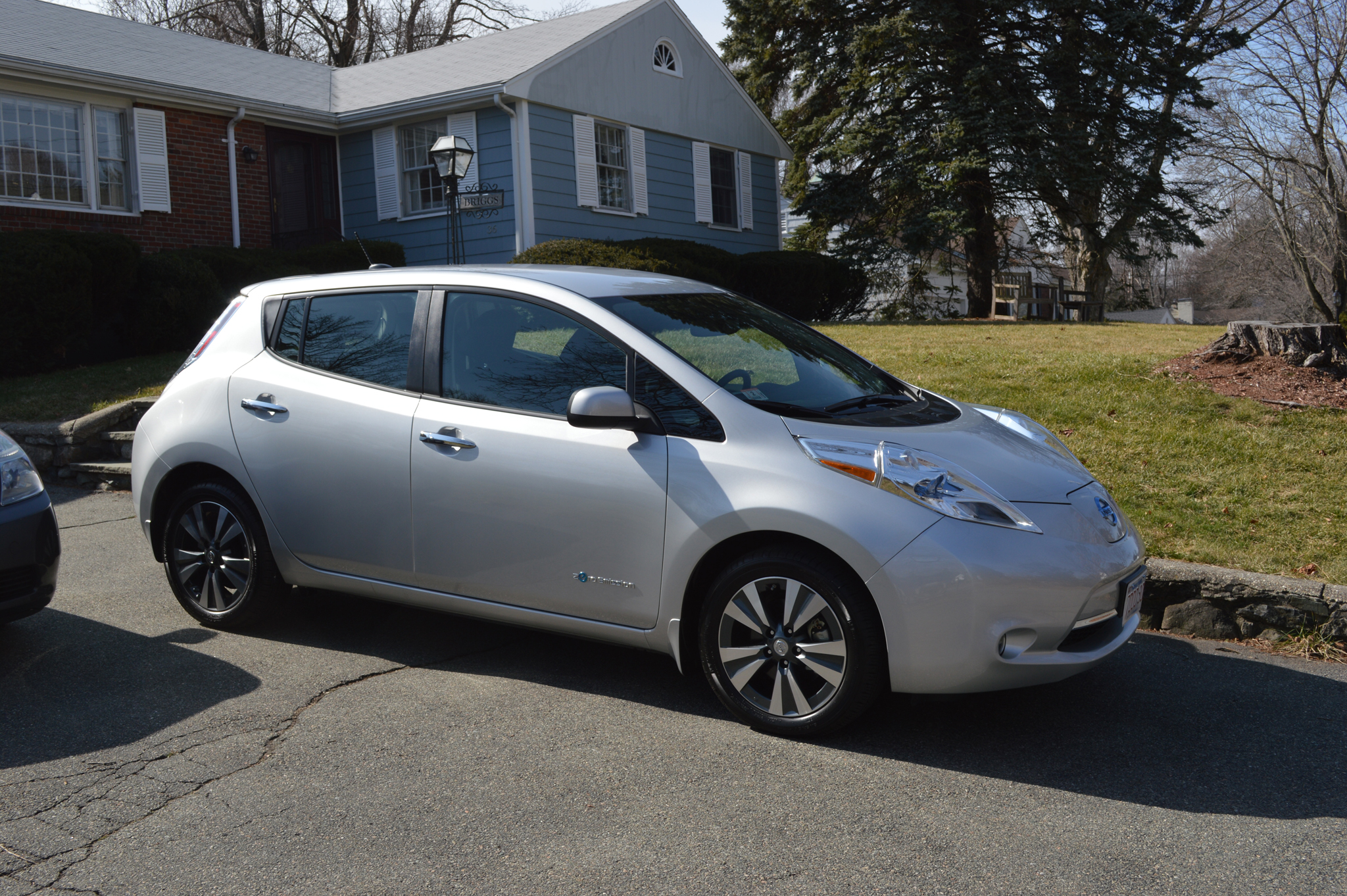 How I Got A New Nissan Leaf Electric Car For Net Indecision