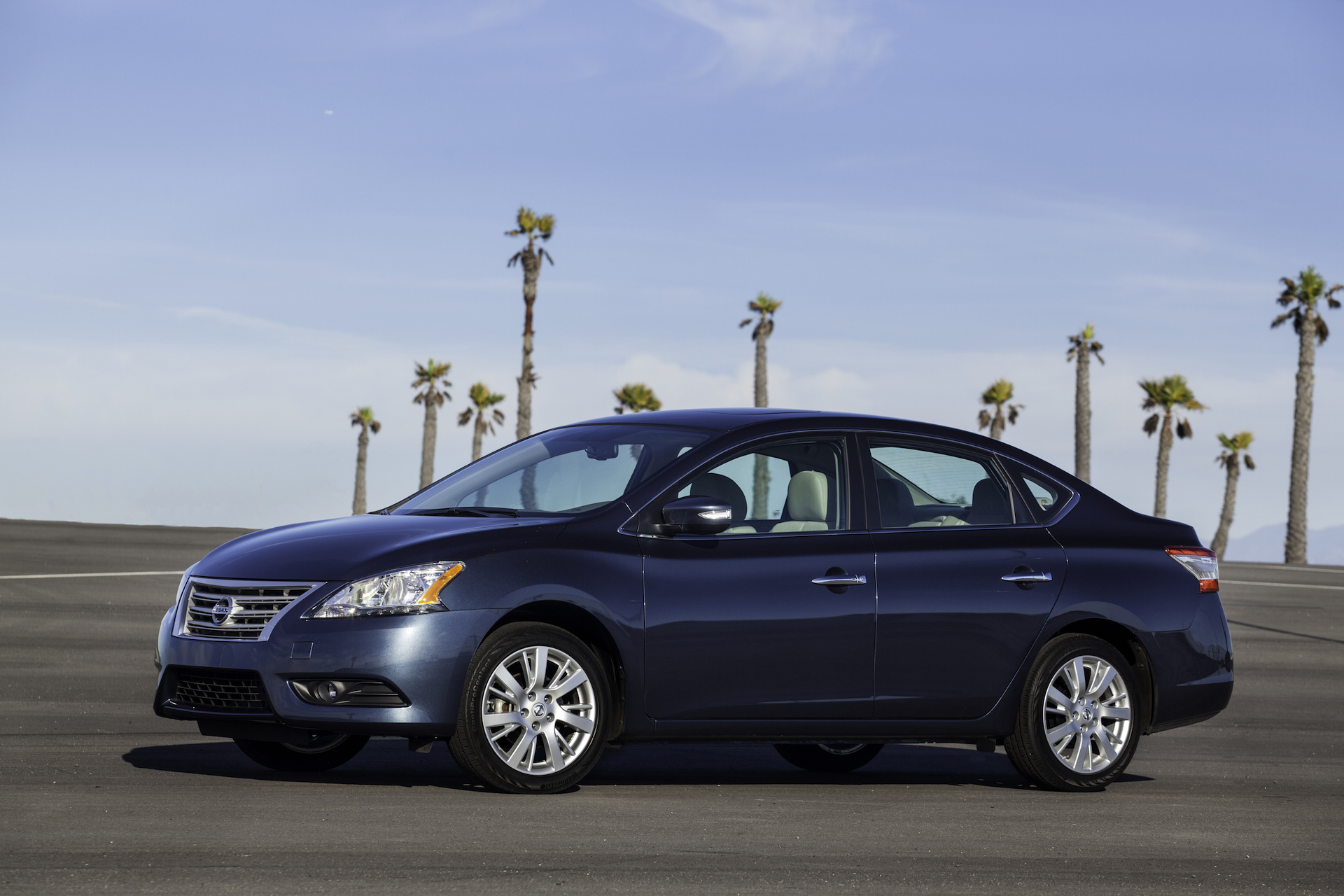 2016 Nissan Sentra Mpg >> 2015 Nissan Sentra Review Ratings Specs Prices And