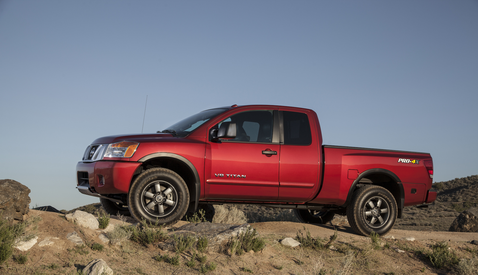 2015 Nissan Titan Review Ratings Specs Prices And Photos The Car Connection