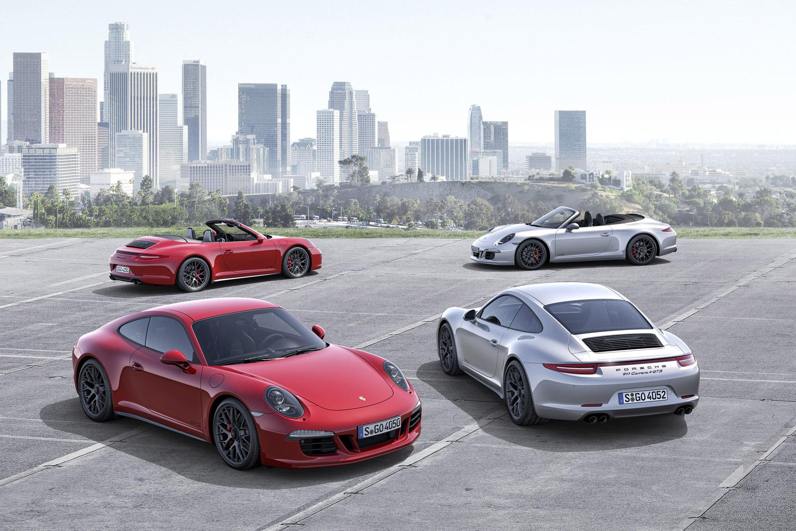 Tesla All Wheel Drive Porsche 911 Gts Aeromobil Flying Car The Week In Reverse
