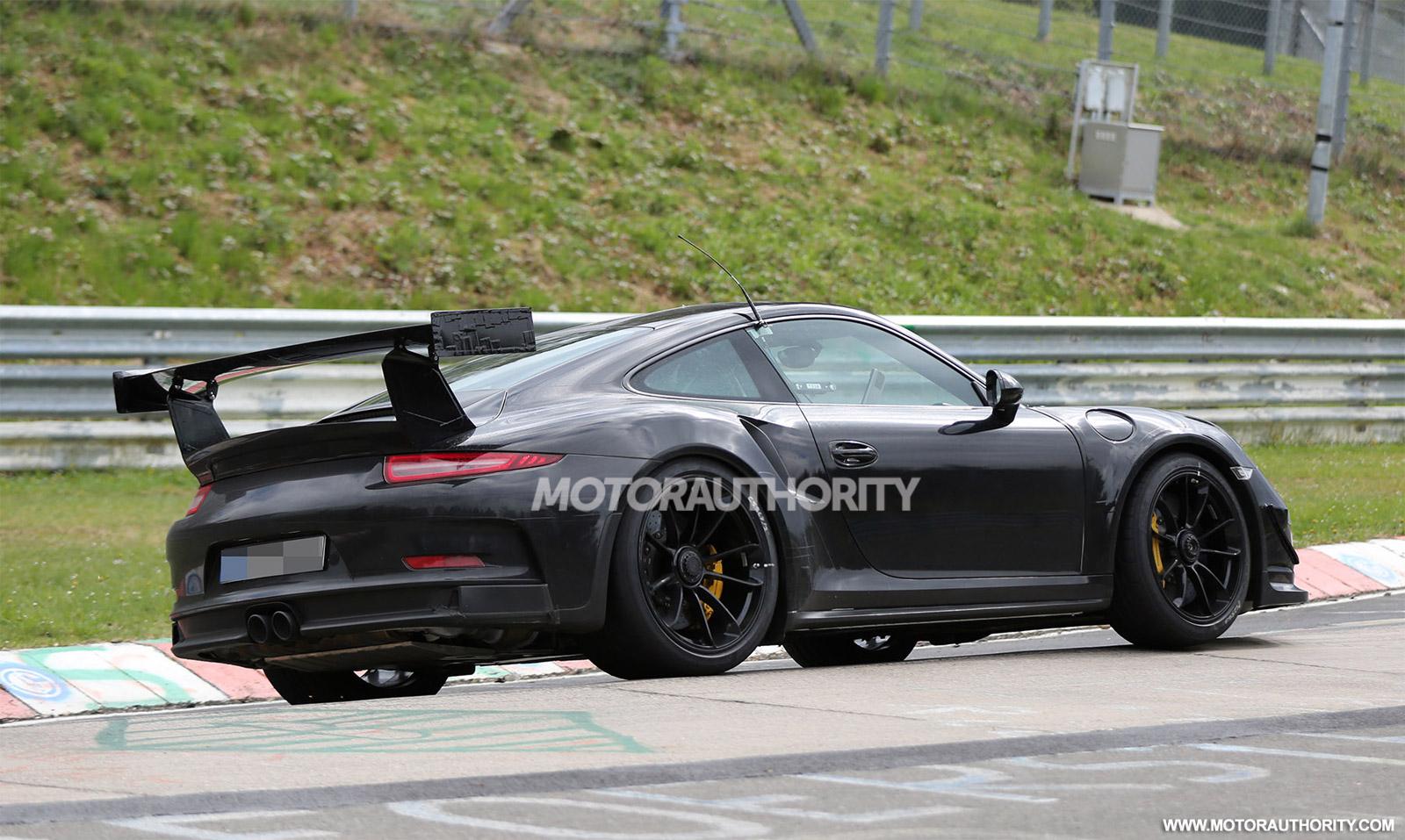 Porsche 911 gt3 rs review 2017 autocar - Porsche 911 Gt3 Rs Review 2017 Autocar 84