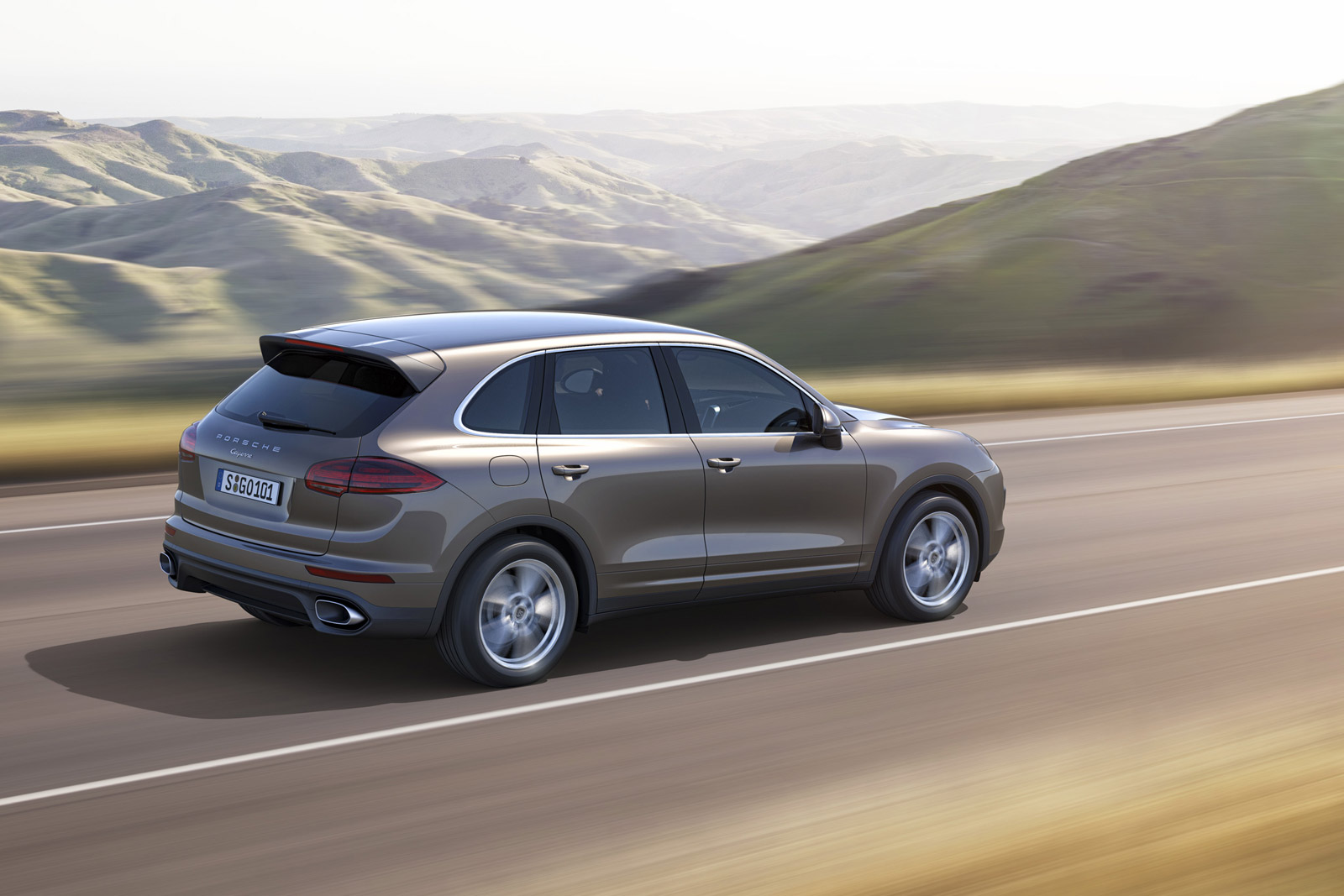 2016 Porsche Cayenne Review Ratings Specs Prices And Photos The Car Connection