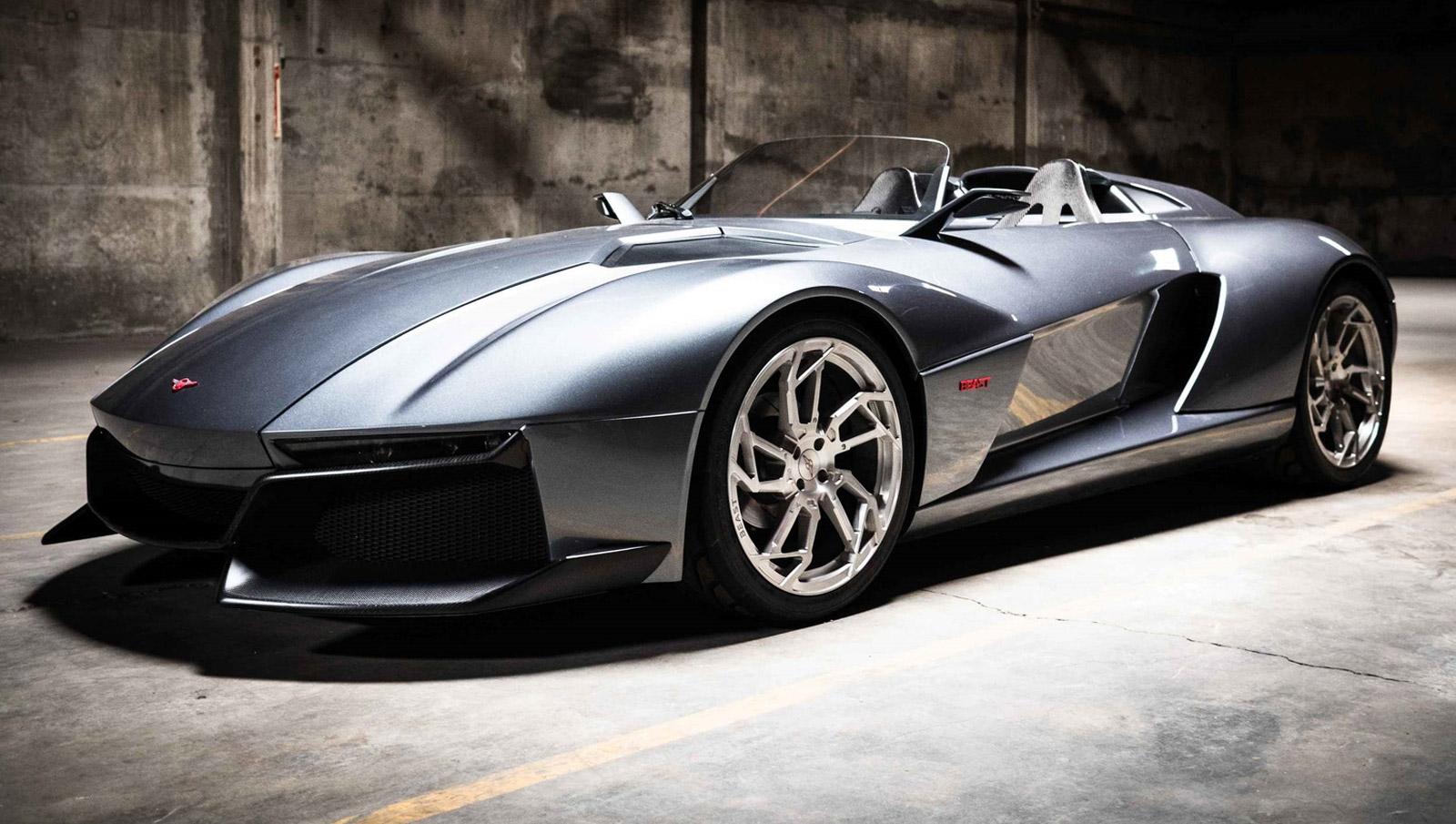 Rezvani Beast H on 500 Cadillac Engine Horsepower