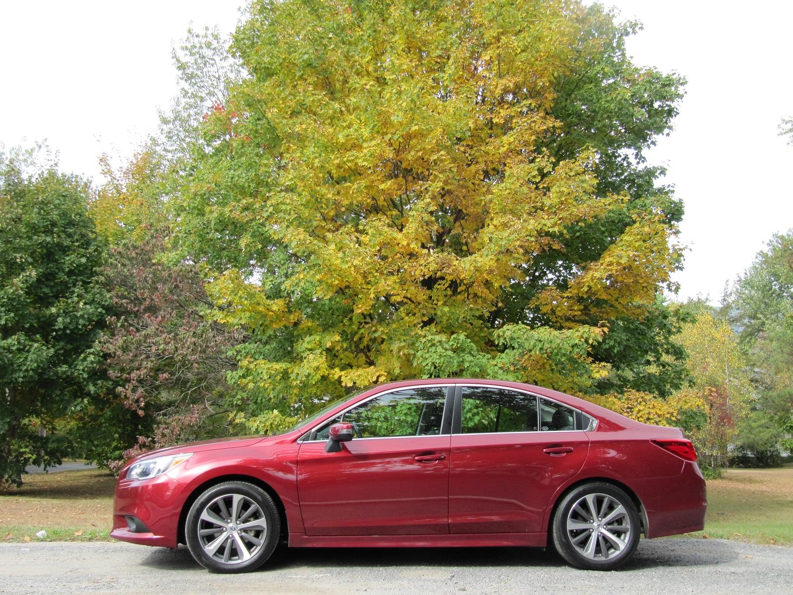 2015 Subaru Legacy Gas Mileage We Test Both 2 5i And 3 6r
