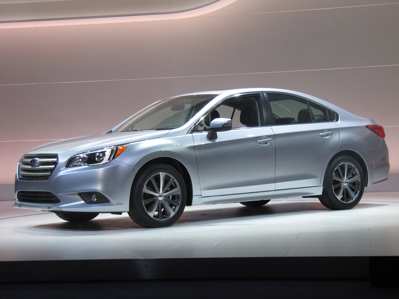 2015 Subaru Legacy Priced From $22,490
