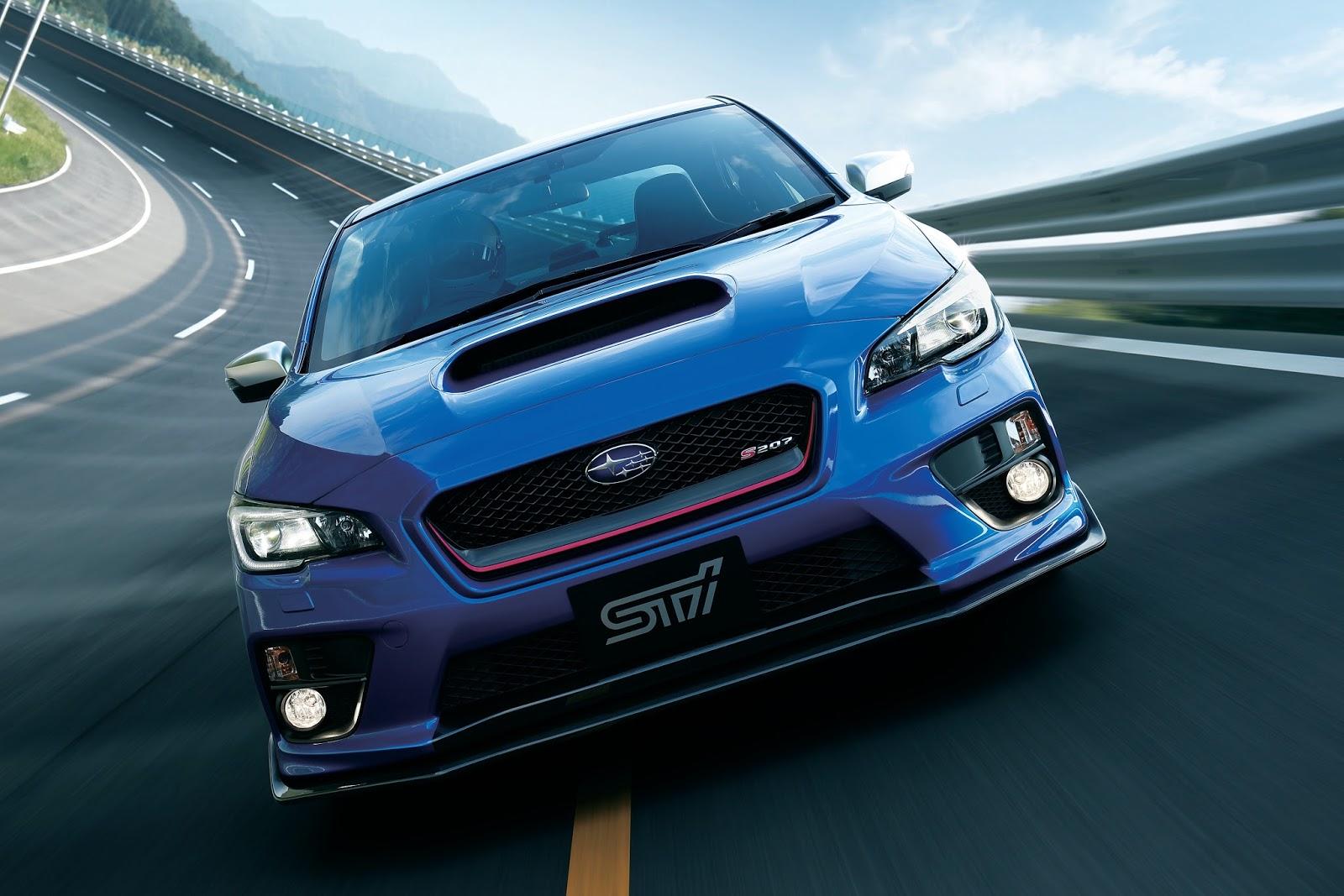 Next Subaru Wrx Sti To Be A Hybrid