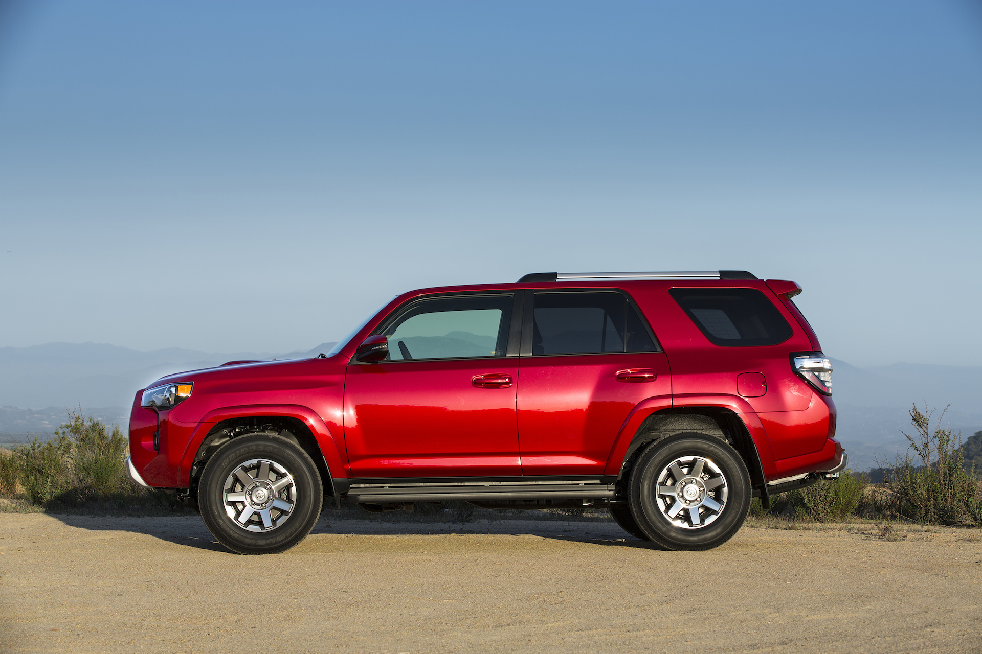 2017 Toyota 4runner Review Ratings Specs Prices And