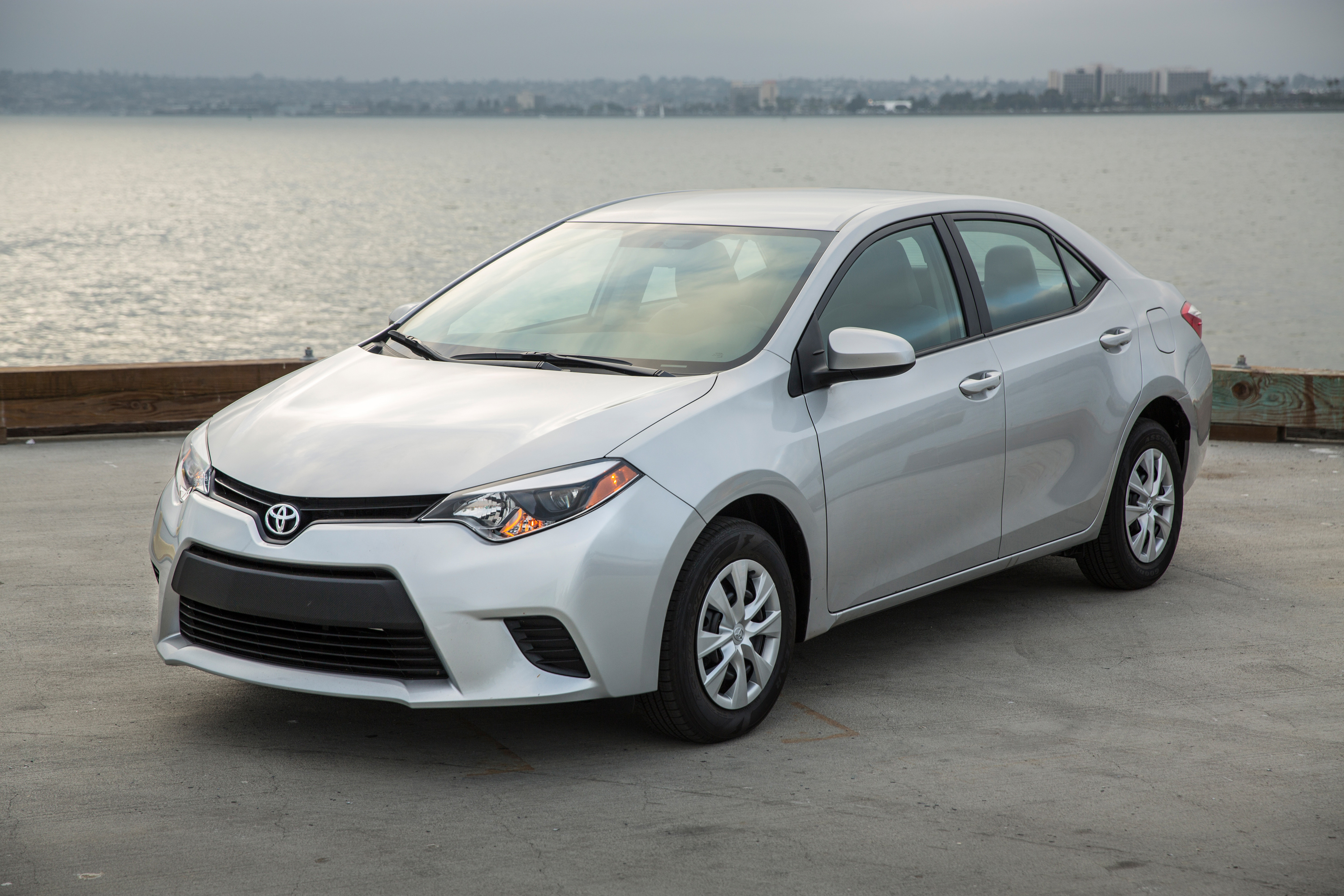 2015 Toyota Corolla Review Ratings Specs Prices And